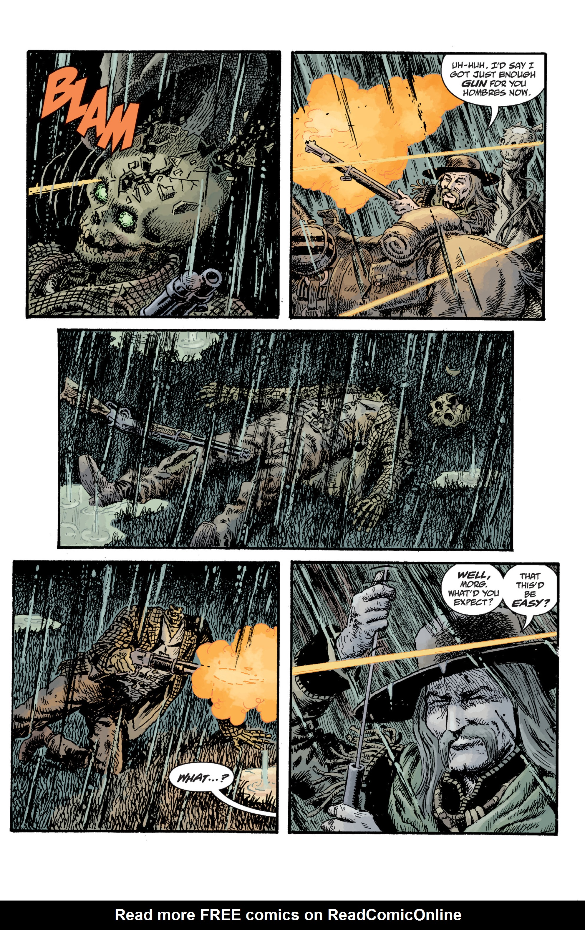 Read online Sir Edward Grey, Witchfinder: Lost and Gone Forever comic -  Issue # TPB - 106
