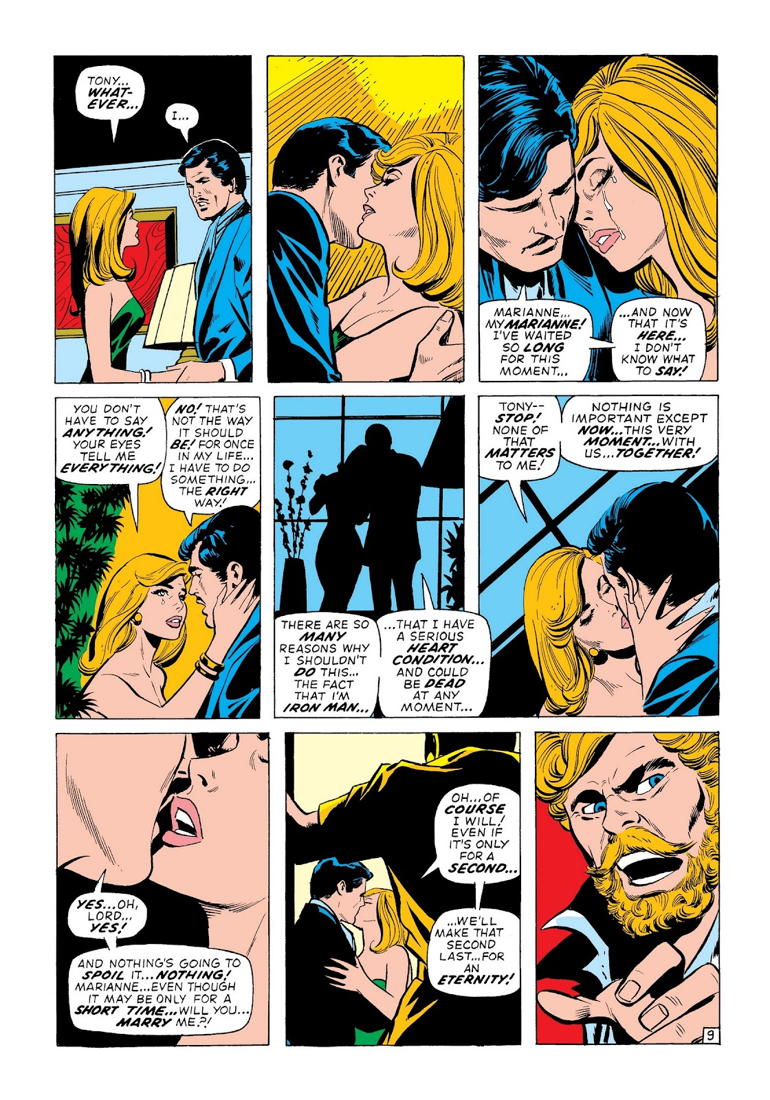 Read online Marvel Masterworks: The Invincible Iron Man comic -  Issue # TPB 8 (Part 2) - 31