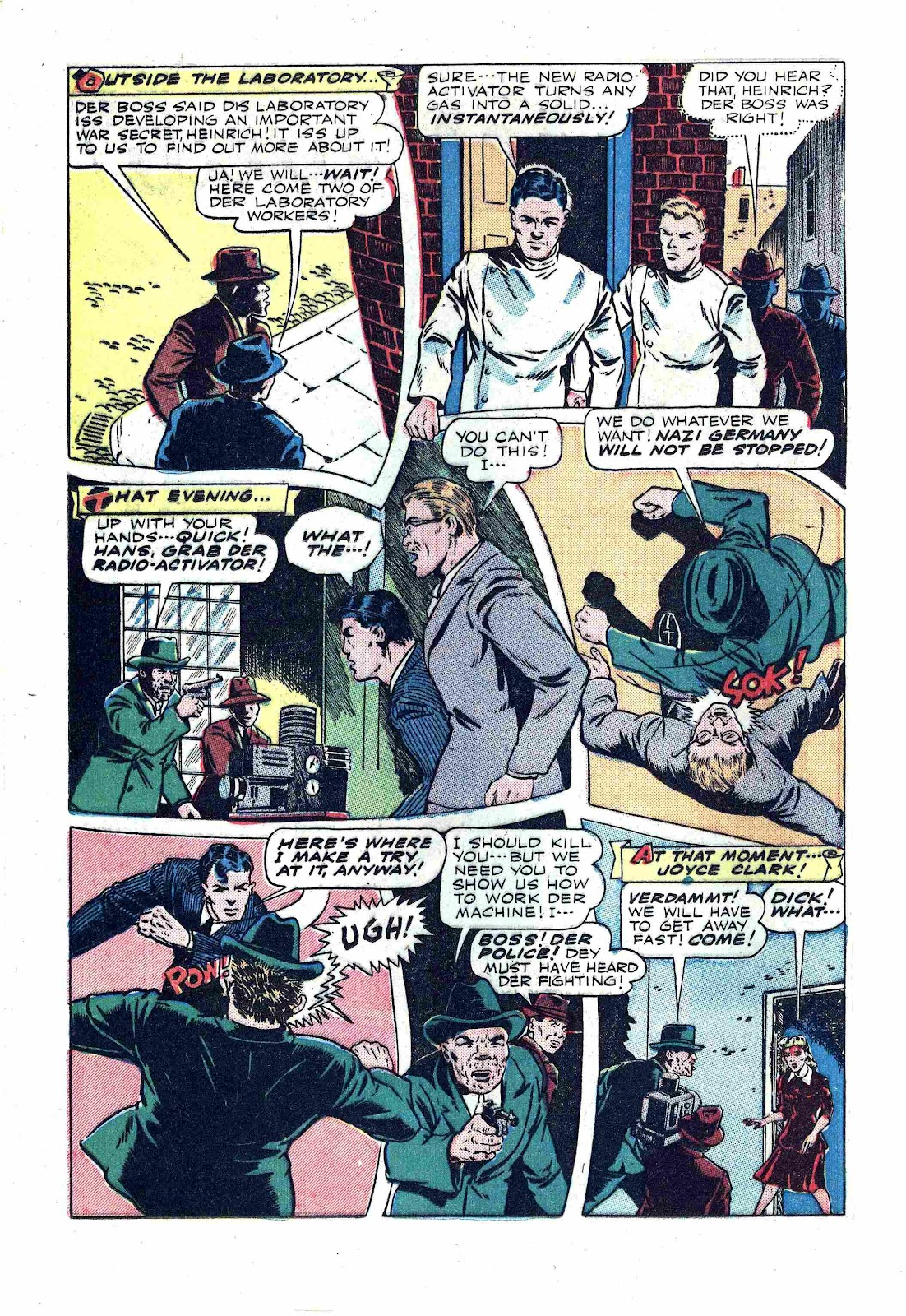 Read online America's Best Comics comic -  Issue #13 - 28