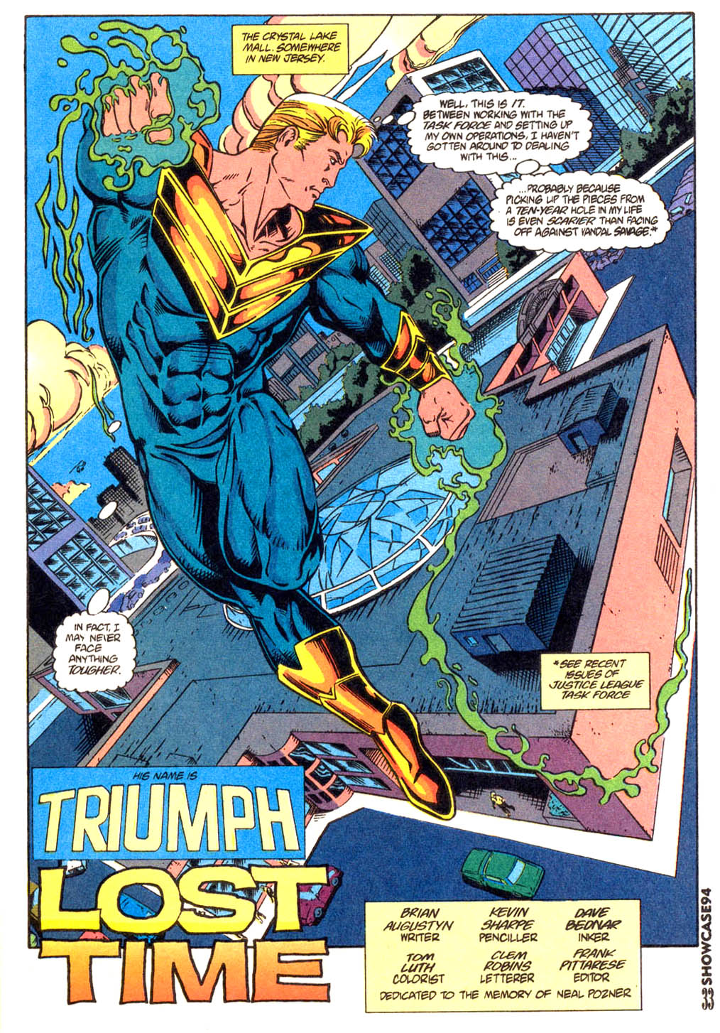 Read online Showcase '94 comic -  Issue #12 - 30