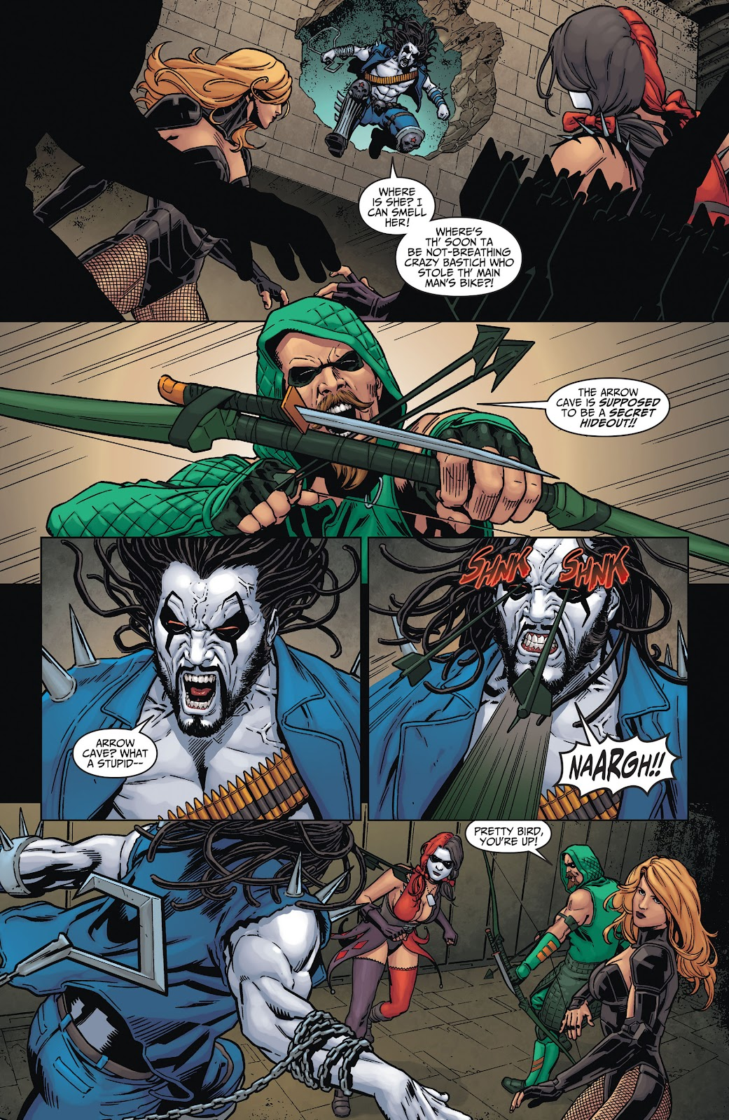 Injustice: Gods Among Us [I] issue _Annual_1 - Page 33