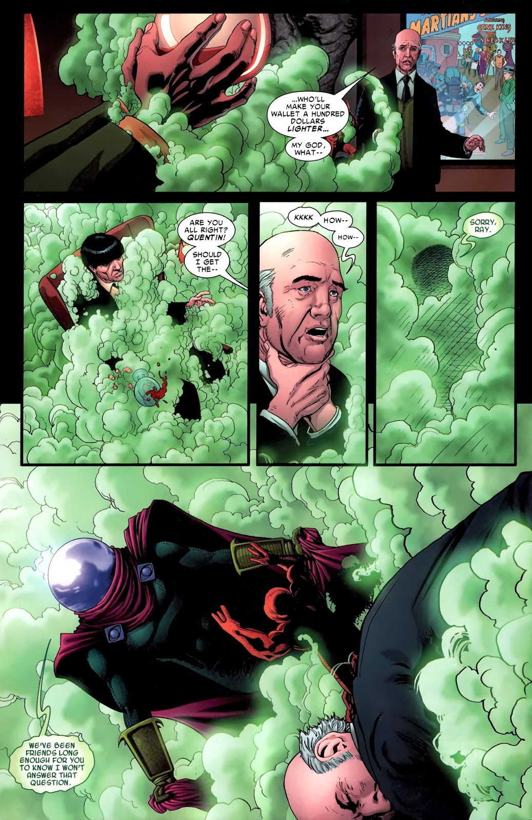 Web of Spider-Man (2009) Issue #4 #4 - English 6