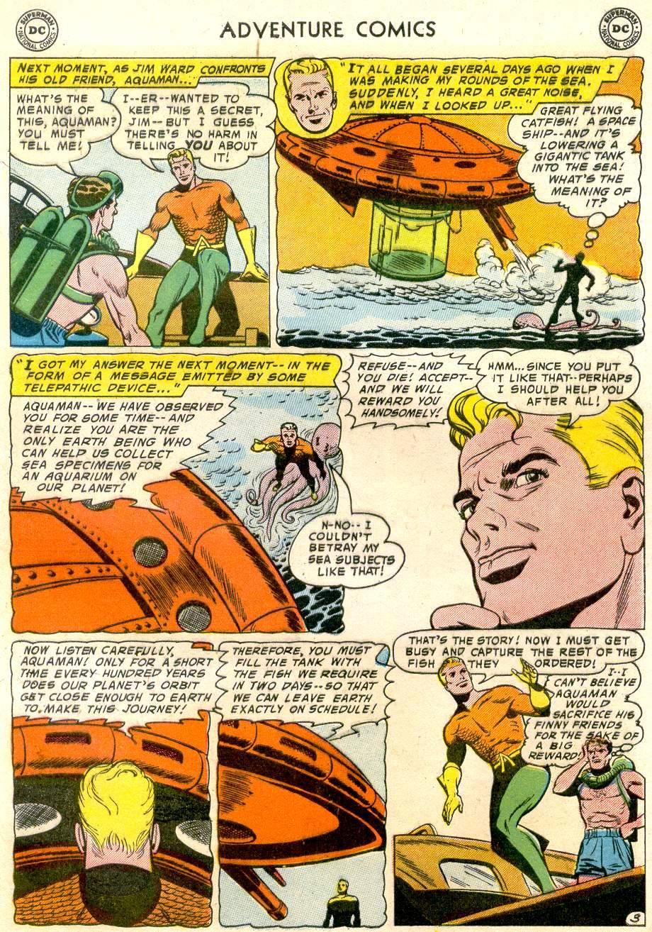 Read online Adventure Comics (1938) comic -  Issue #248 - 27
