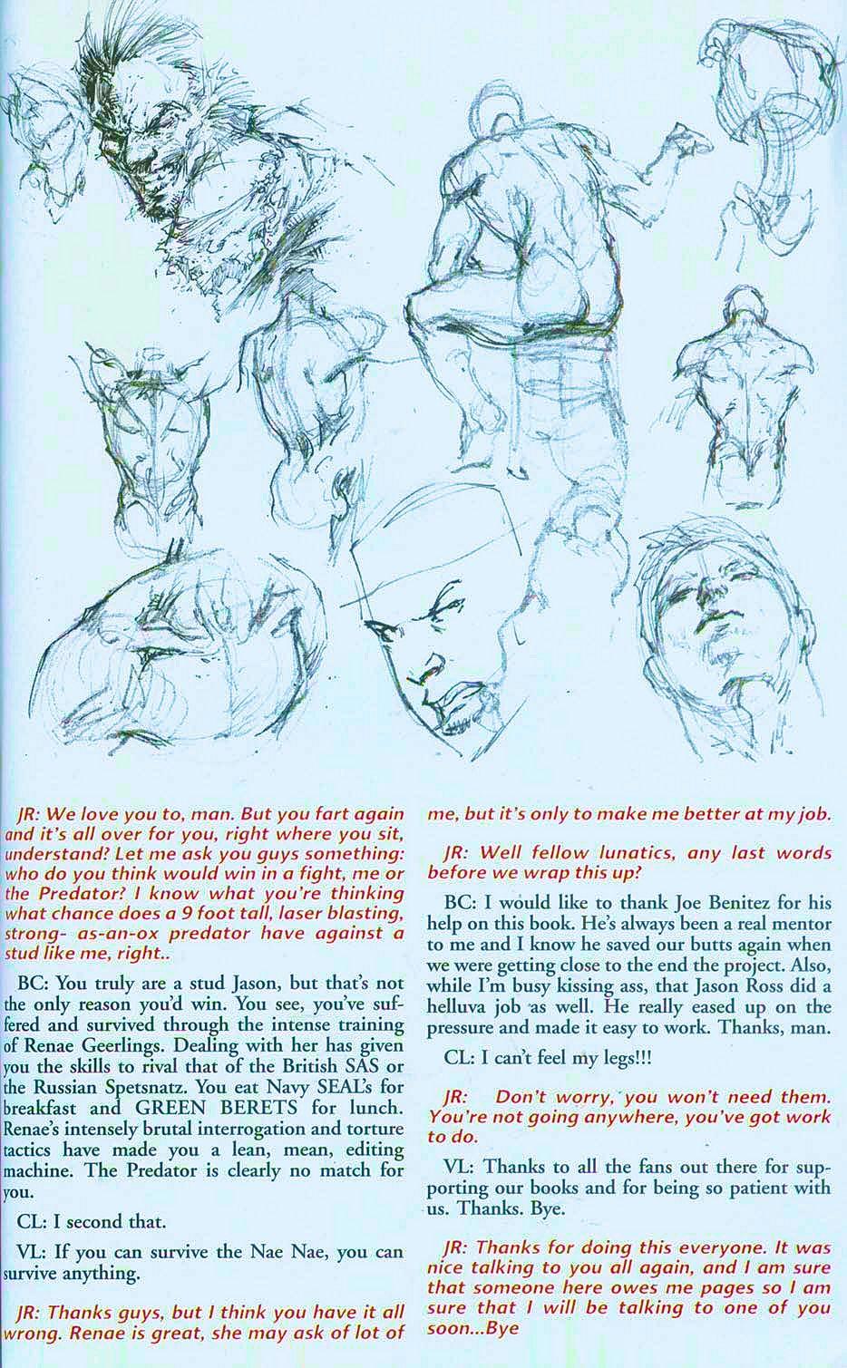 Read online Overkill: Witchblade/Aliens/Darkness/Predator comic -  Issue #2 - 46