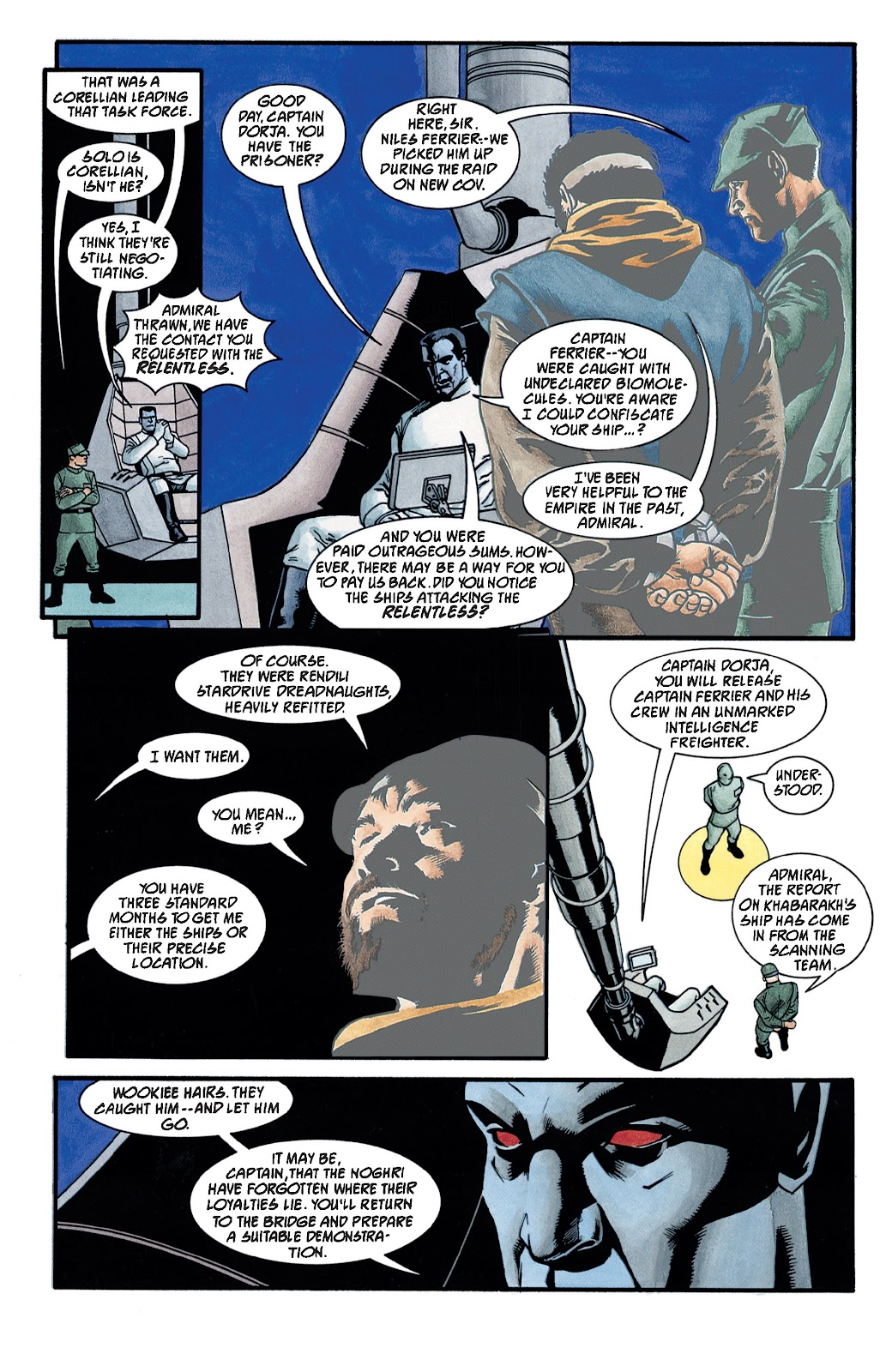 Read online Star Wars Legends: The New Republic - Epic Collection comic -  Issue # TPB 4 (Part 3) - 4