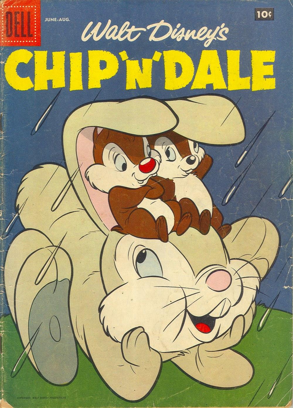 Walt Disneys Chip N Dale issue 10 - Page 1