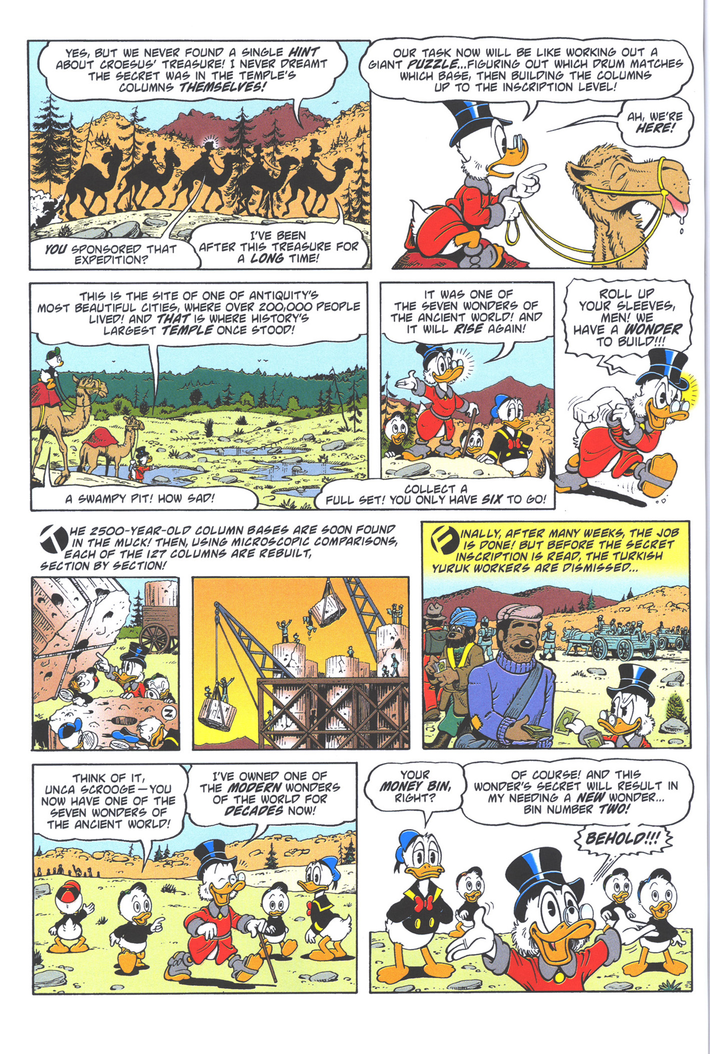 Read online Uncle Scrooge (1953) comic -  Issue #372 - 38