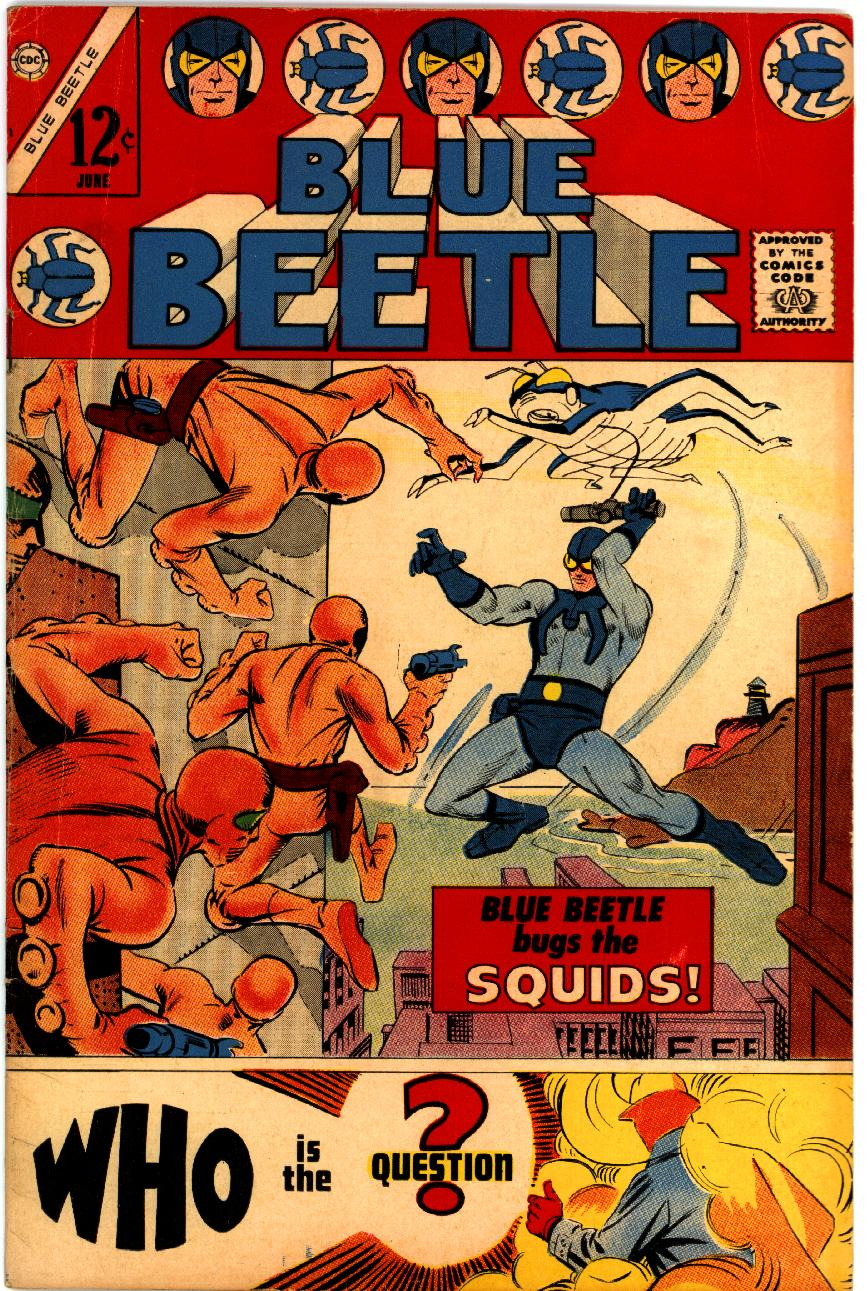 Blue Beetle (1967) issue 1 - Page 1