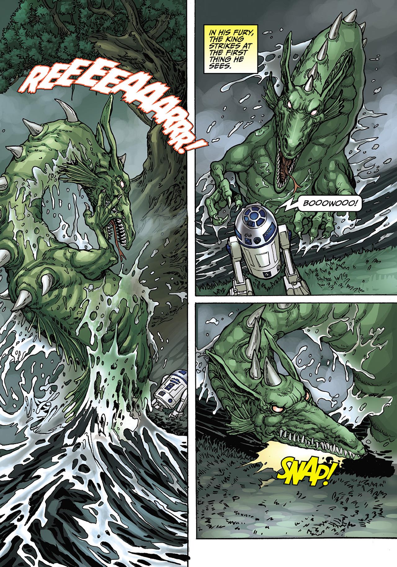 Read online Star Wars Omnibus comic -  Issue # Vol. 33 - 194