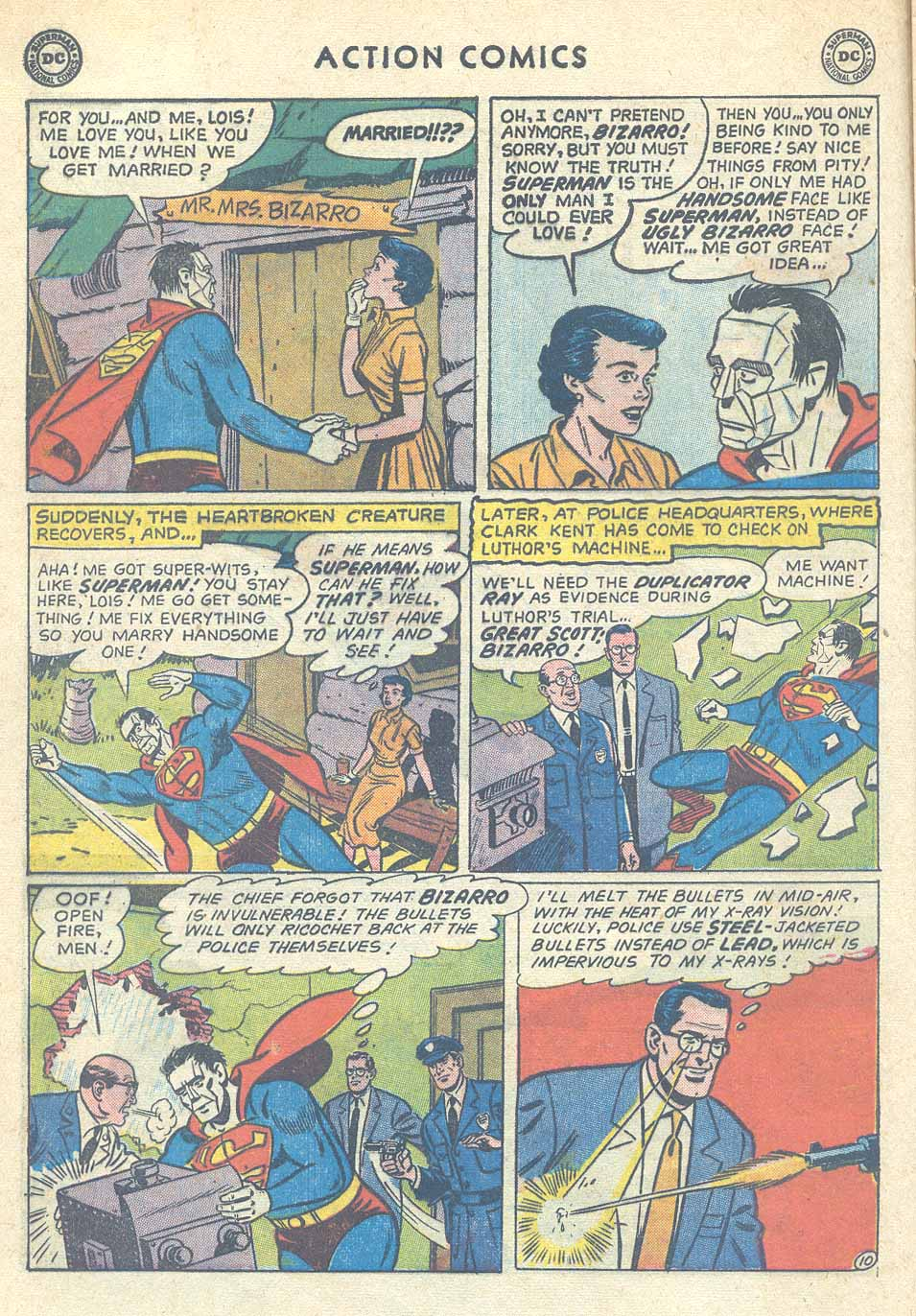 Action Comics (1938) 254 Page 11