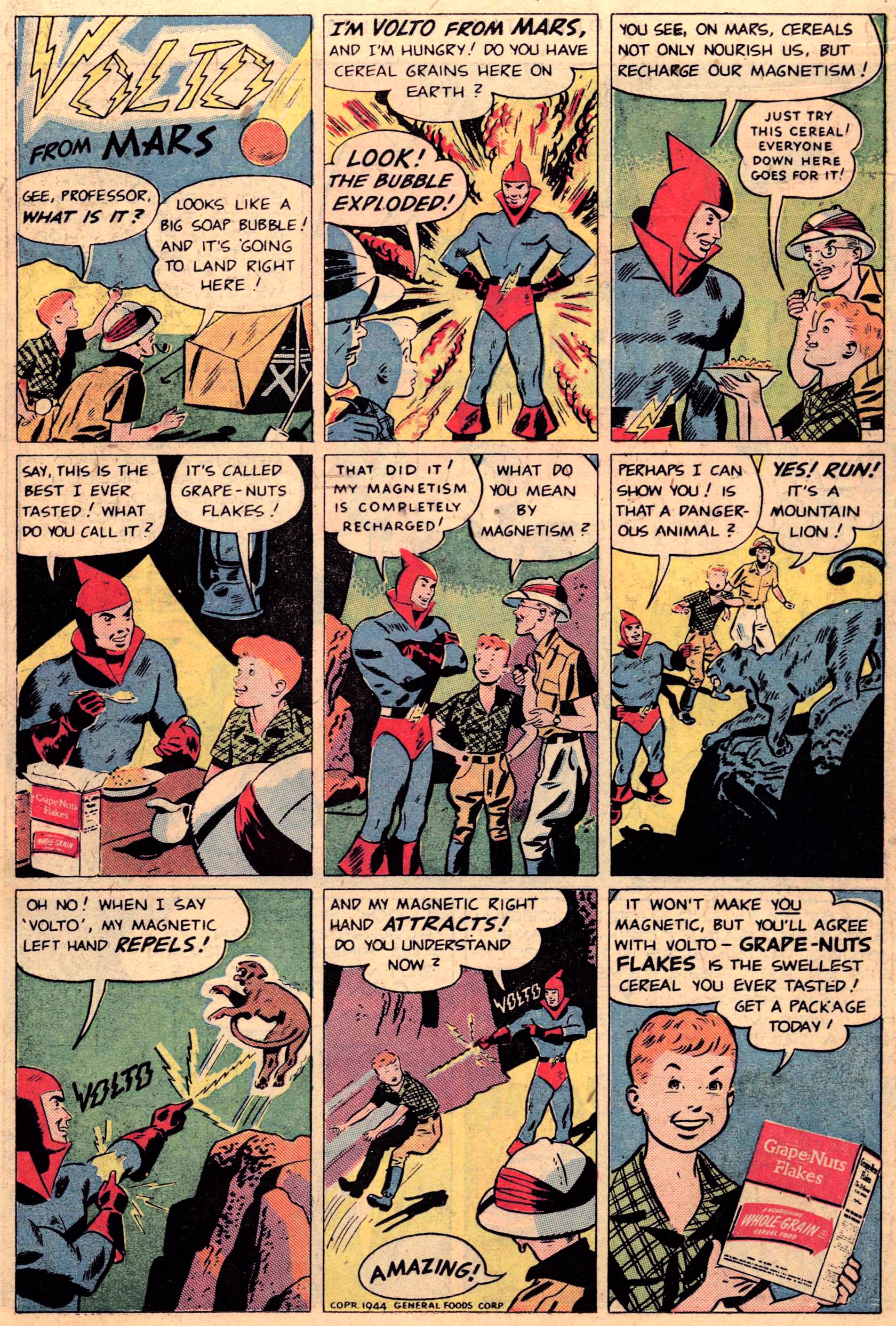 Read online Detective Comics (1937) comic -  Issue #95 - 21