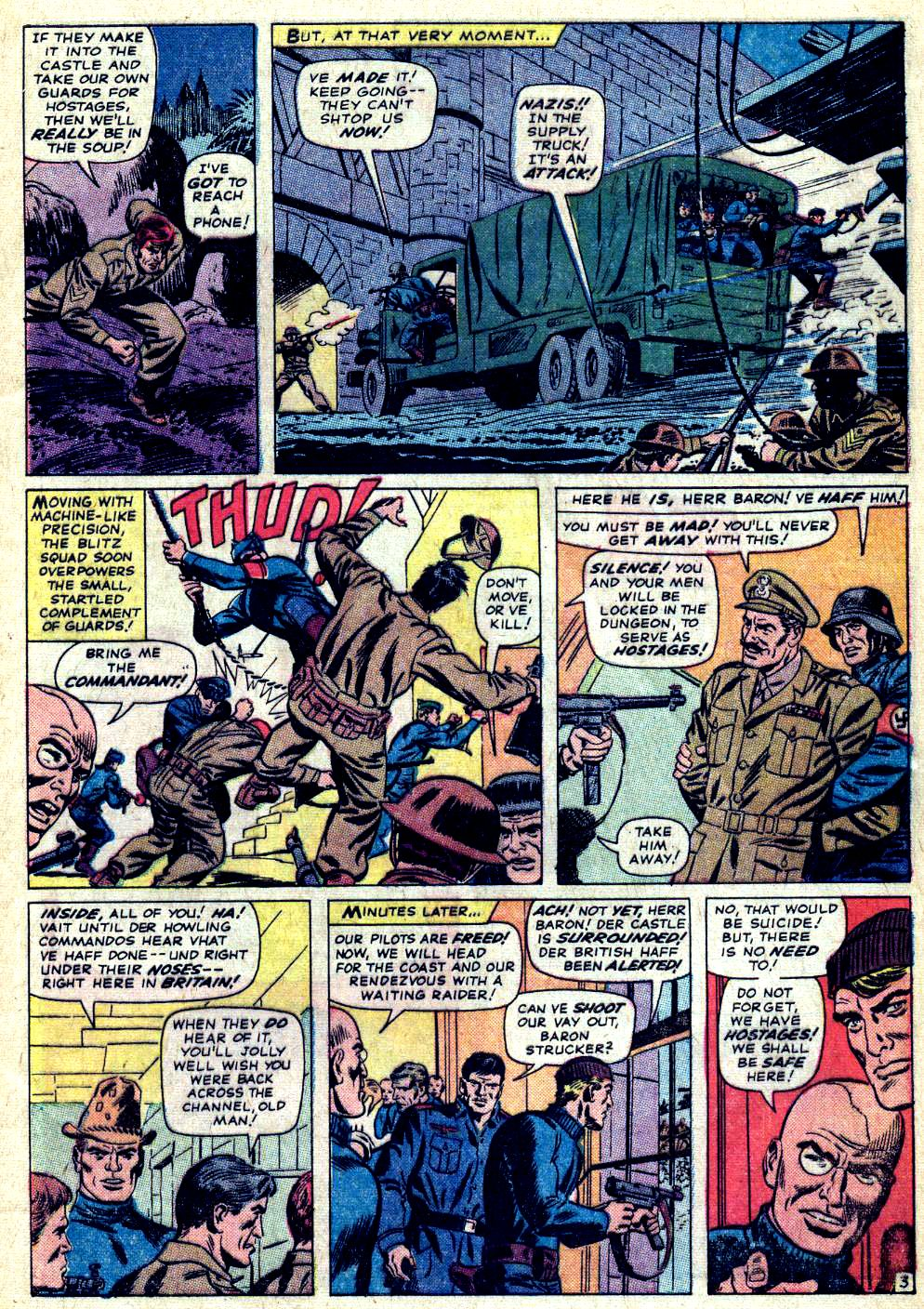 Read online Sgt. Fury comic -  Issue #20 - 5