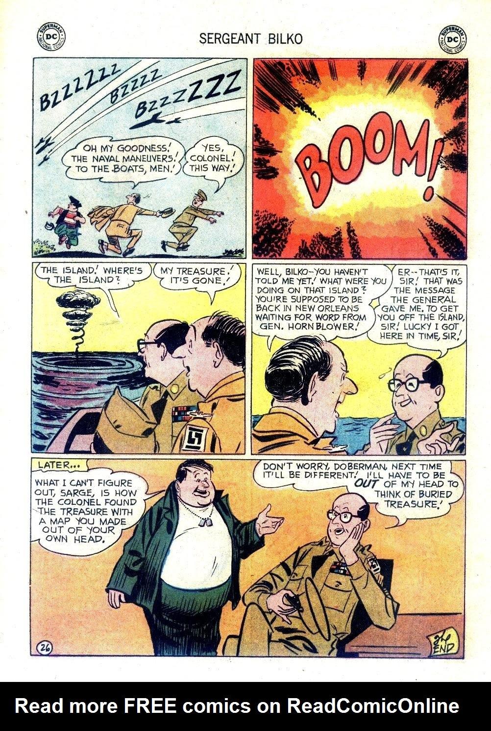 Sergeant Bilko issue 9 - Page 32