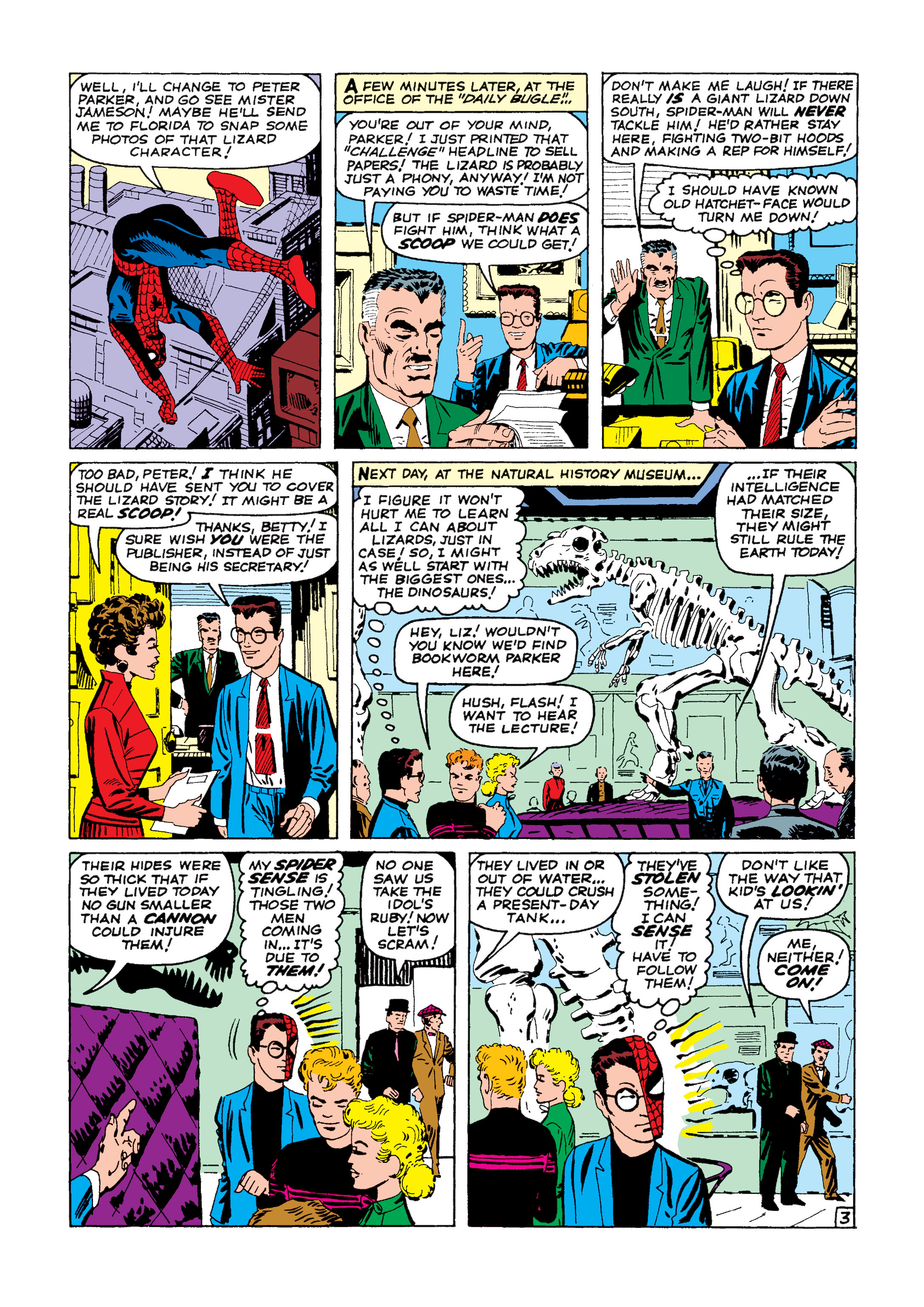 The Amazing Spider-Man (1963) 6 Page 3