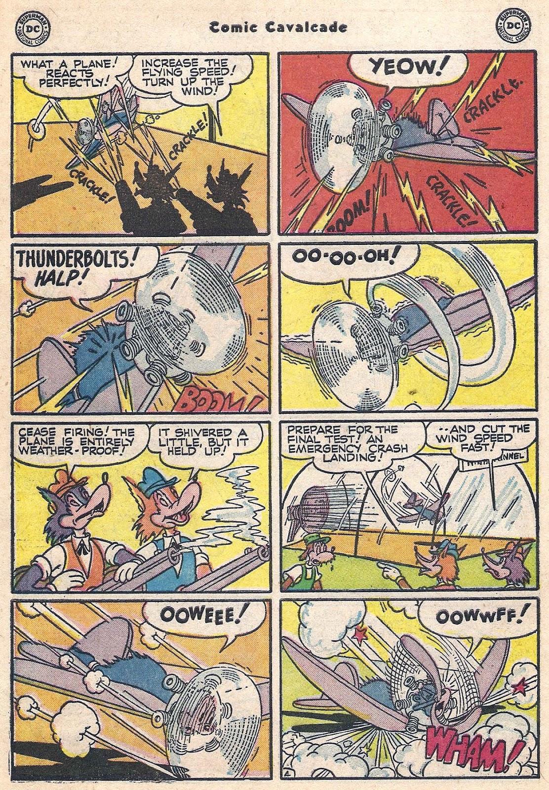 Comic Cavalcade issue 56 - Page 56