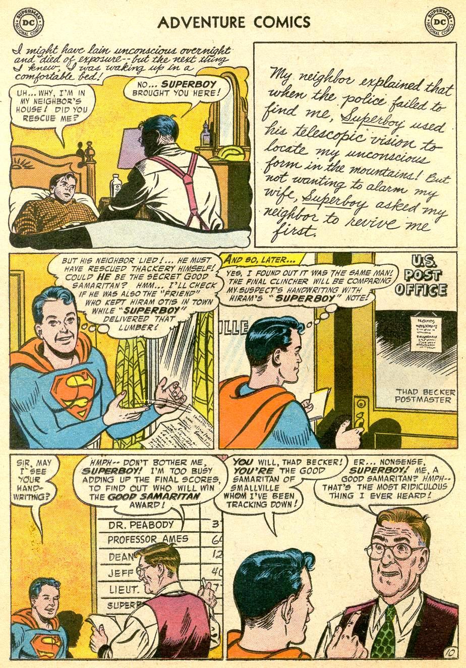 Read online Adventure Comics (1938) comic -  Issue #227 - 12