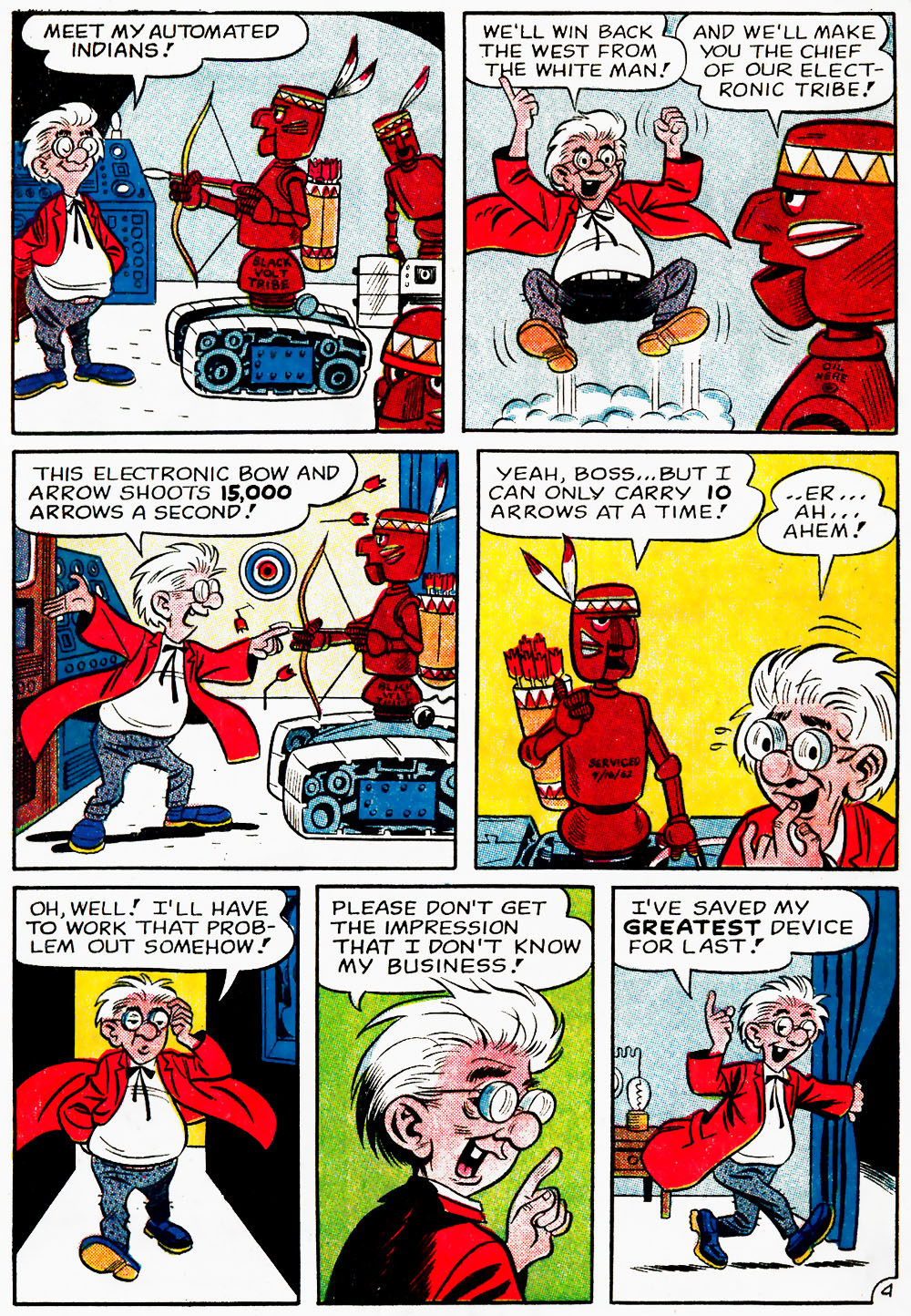 Archie's Madhouse issue 23 - Page 12