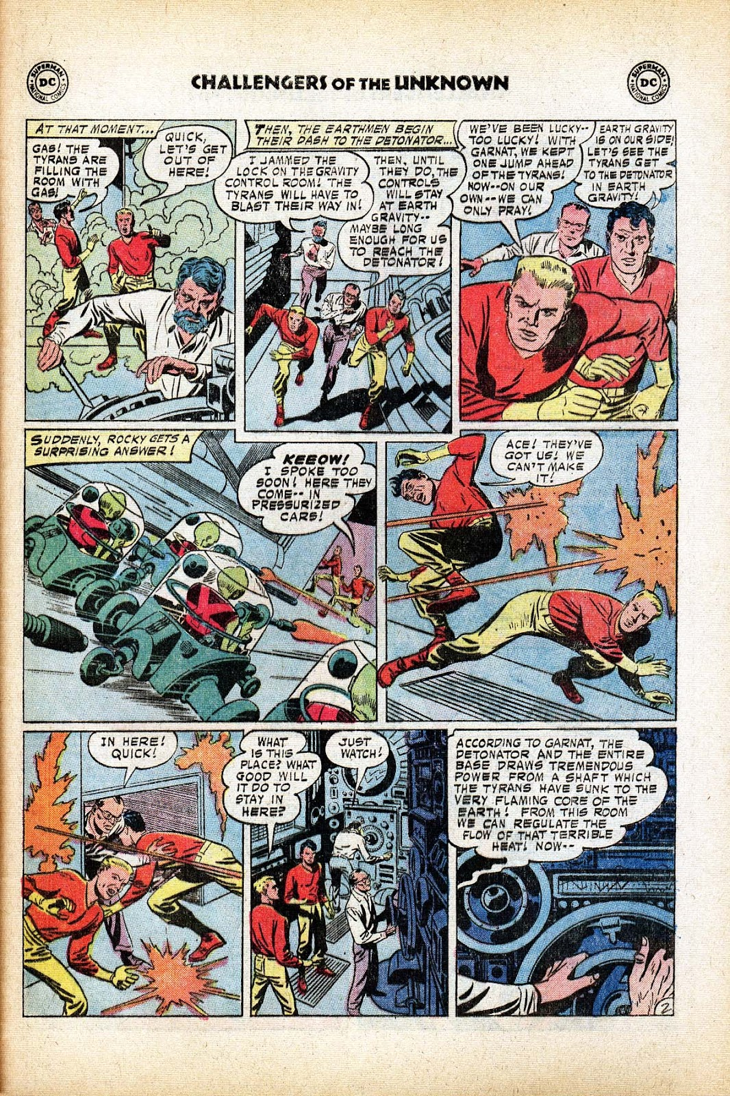 Challengers of the Unknown (1958) issue 80 - Page 29