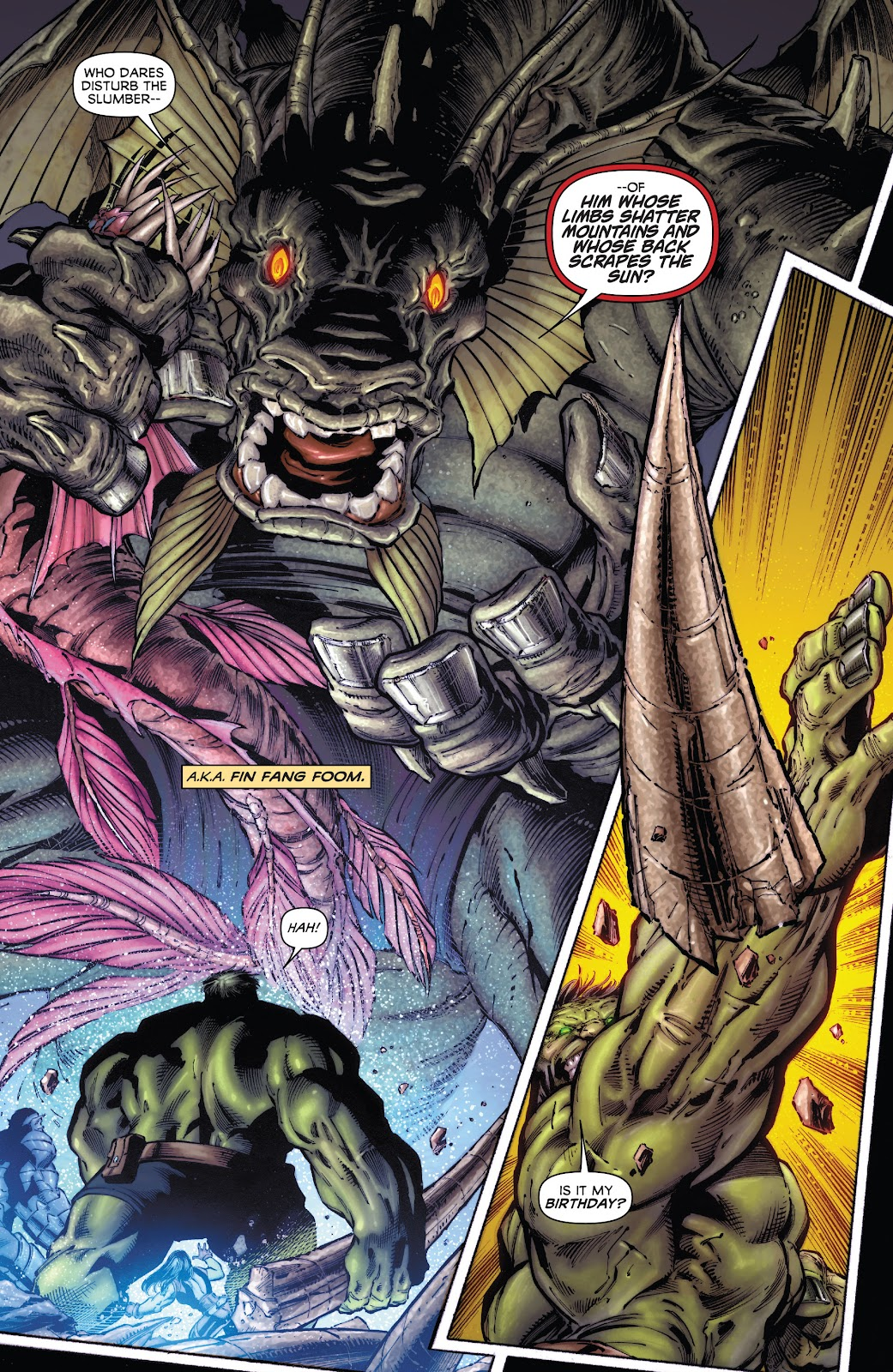 Read online Incredible Hulks (2010) comic -  Issue # _TPB Heart of the Monster - 28
