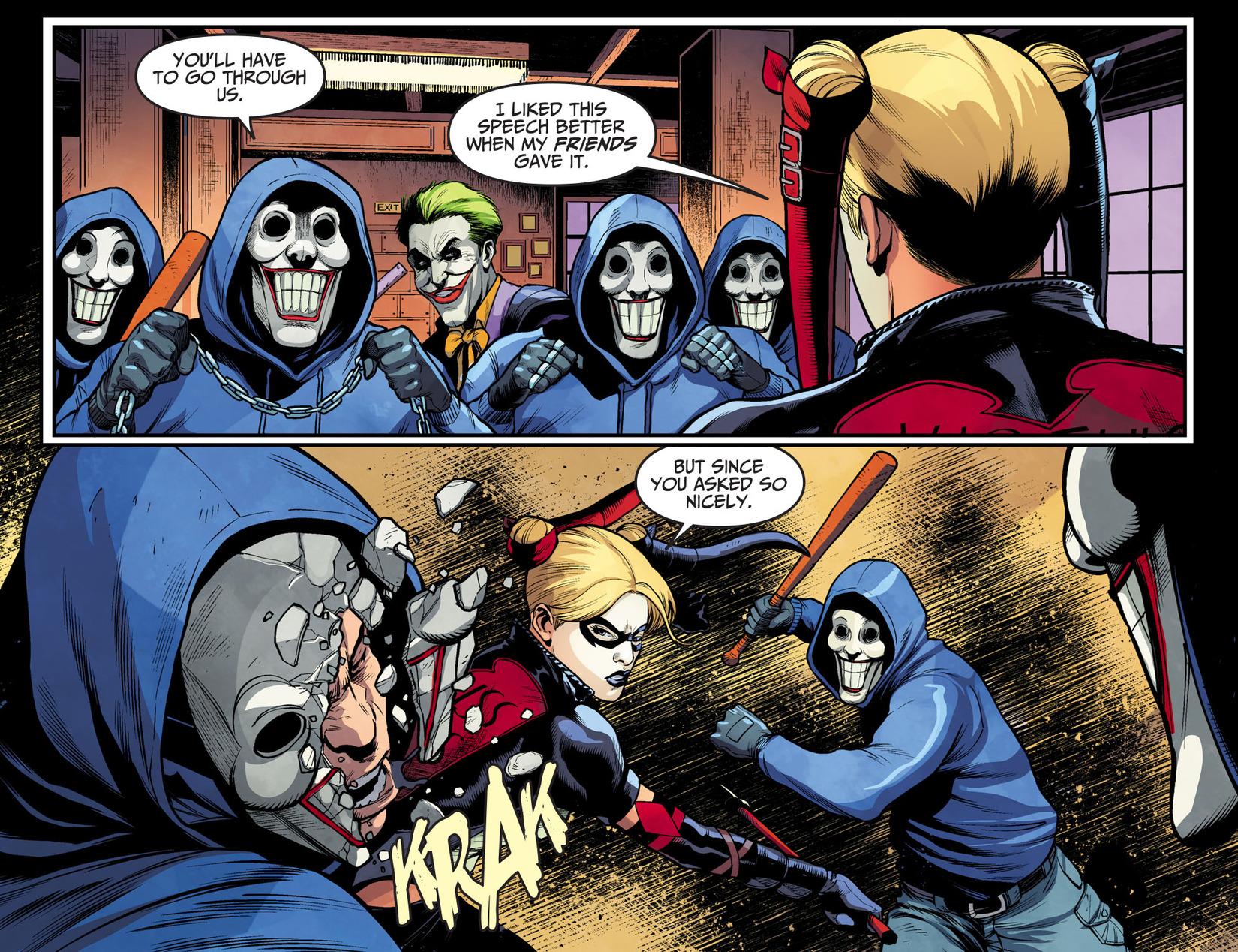 Read online Injustice: Ground Zero comic -  Issue #17 - 12