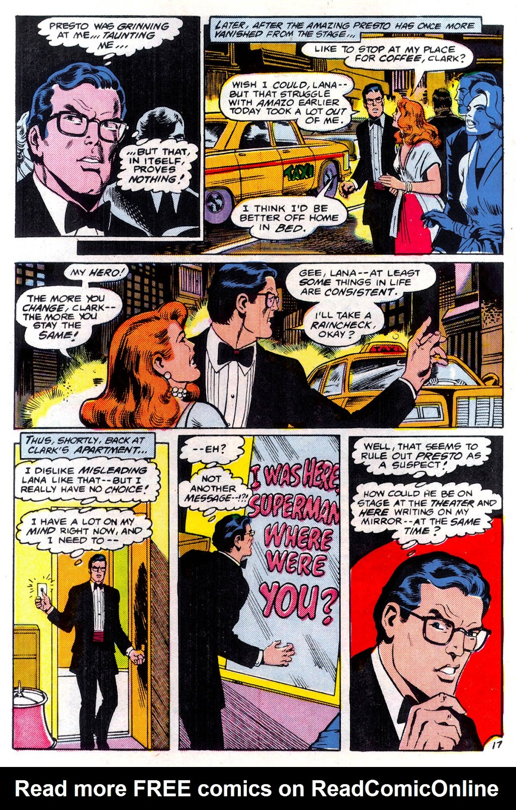 Read online Superman Special (1983) comic -  Issue #3 - 18