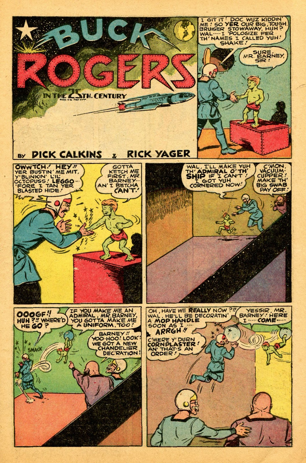 Read online Famous Funnies comic -  Issue #159 - 11