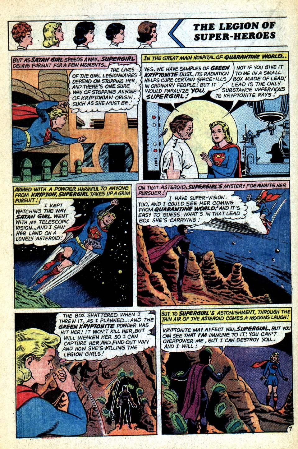 Read online Adventure Comics (1938) comic -  Issue #409 - 38