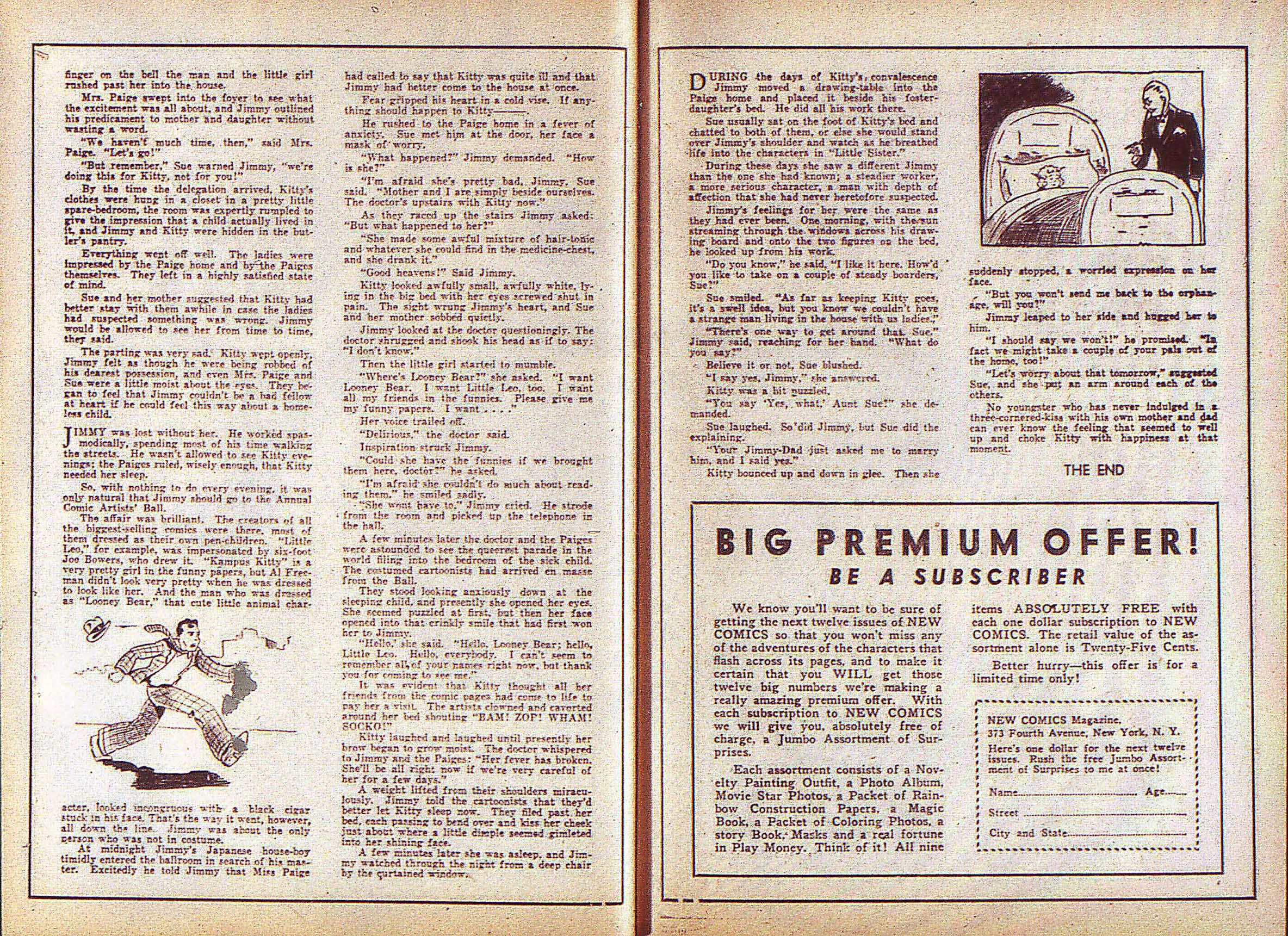 Read online Adventure Comics (1938) comic -  Issue #5 - 15