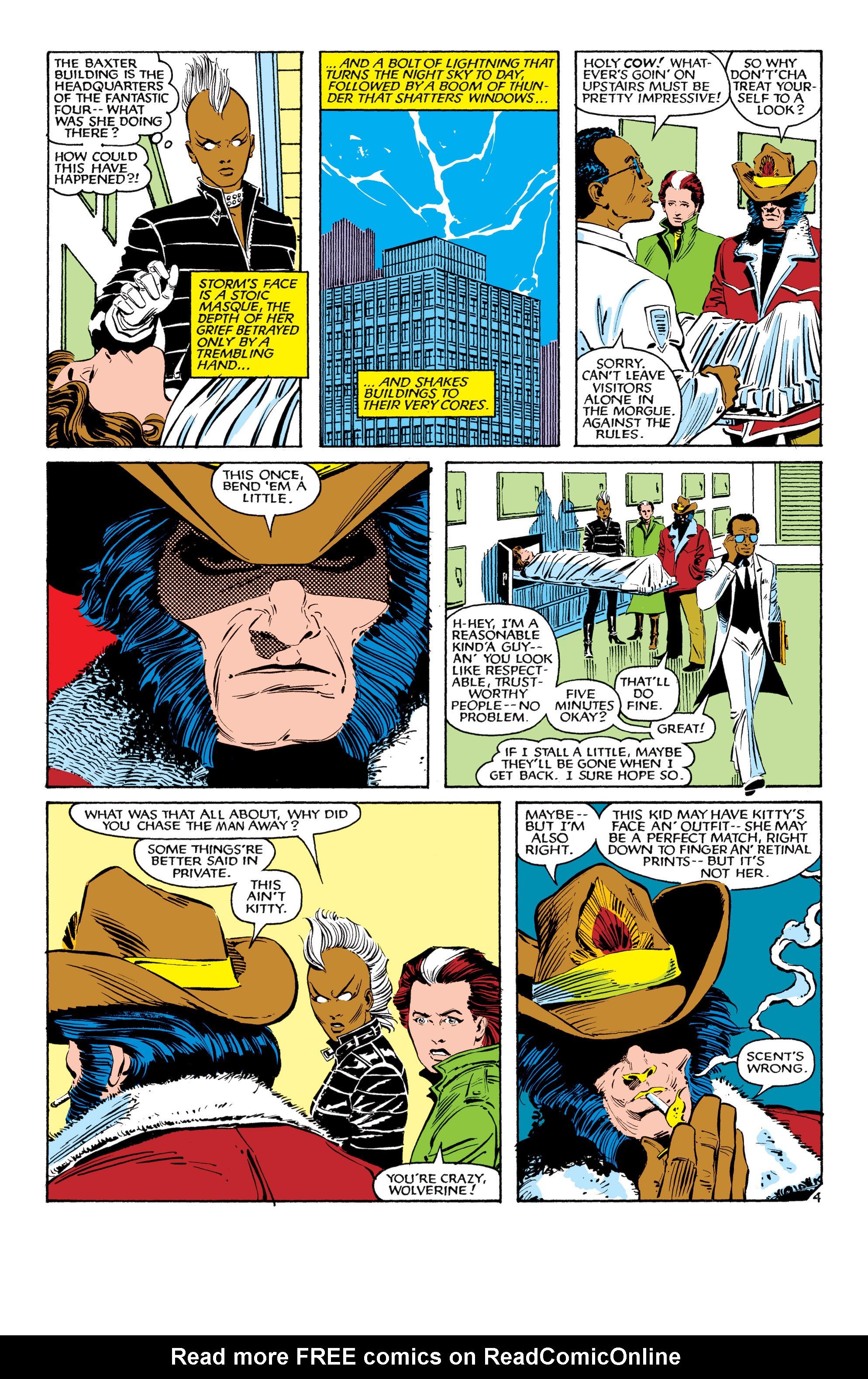 Read online Uncanny X-Men (1963) comic -  Issue #179 - 5