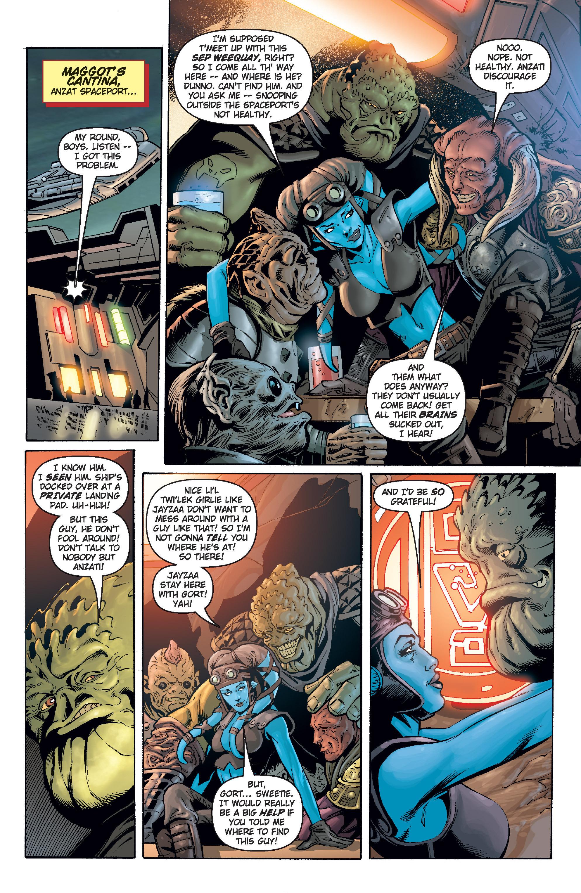 Read online Star Wars Omnibus comic -  Issue # Vol. 26 - 225