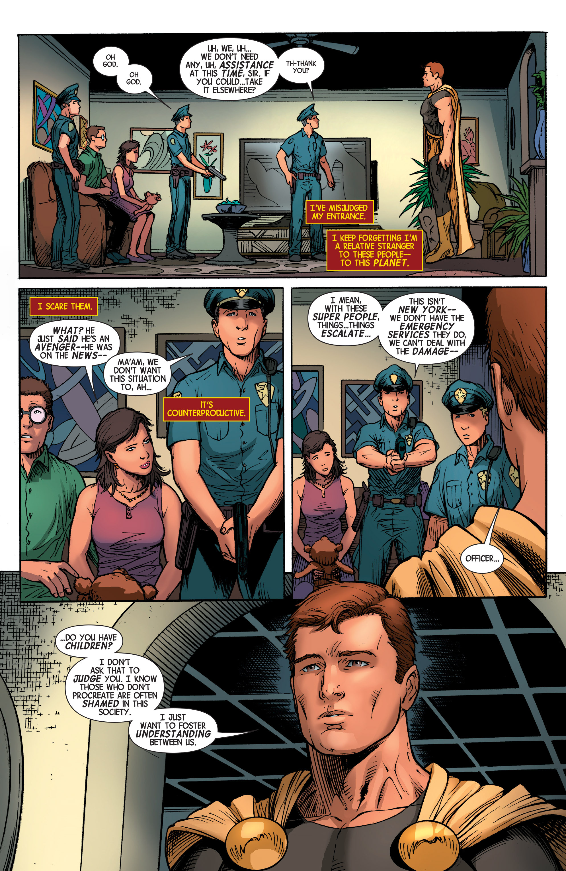 Read online Avengers (2013) comic -  Issue #34.1 - 8