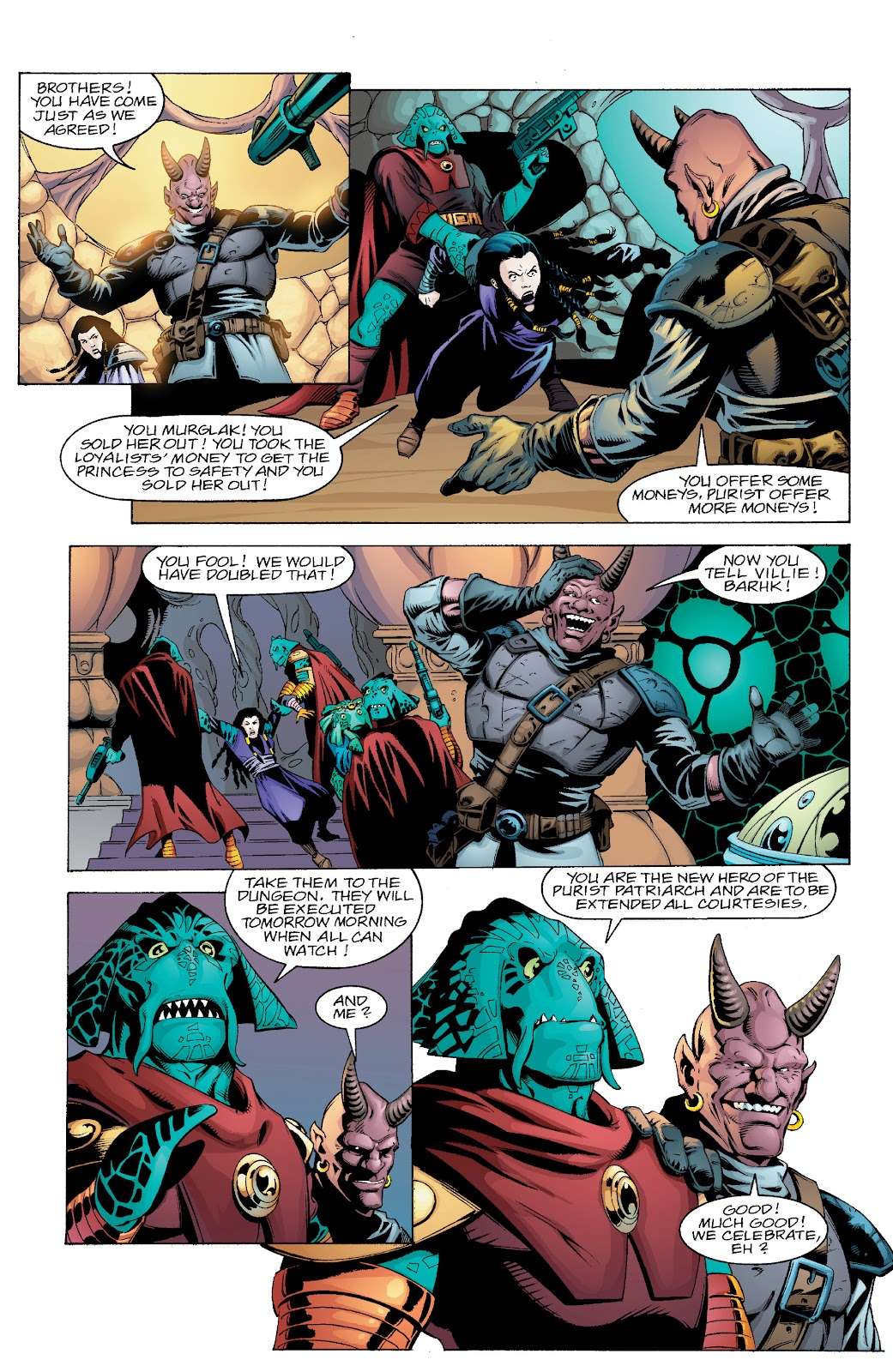 Read online Star Wars Legends: Rise of the Sith - Epic Collection comic -  Issue # TPB 1 (Part 5) - 63