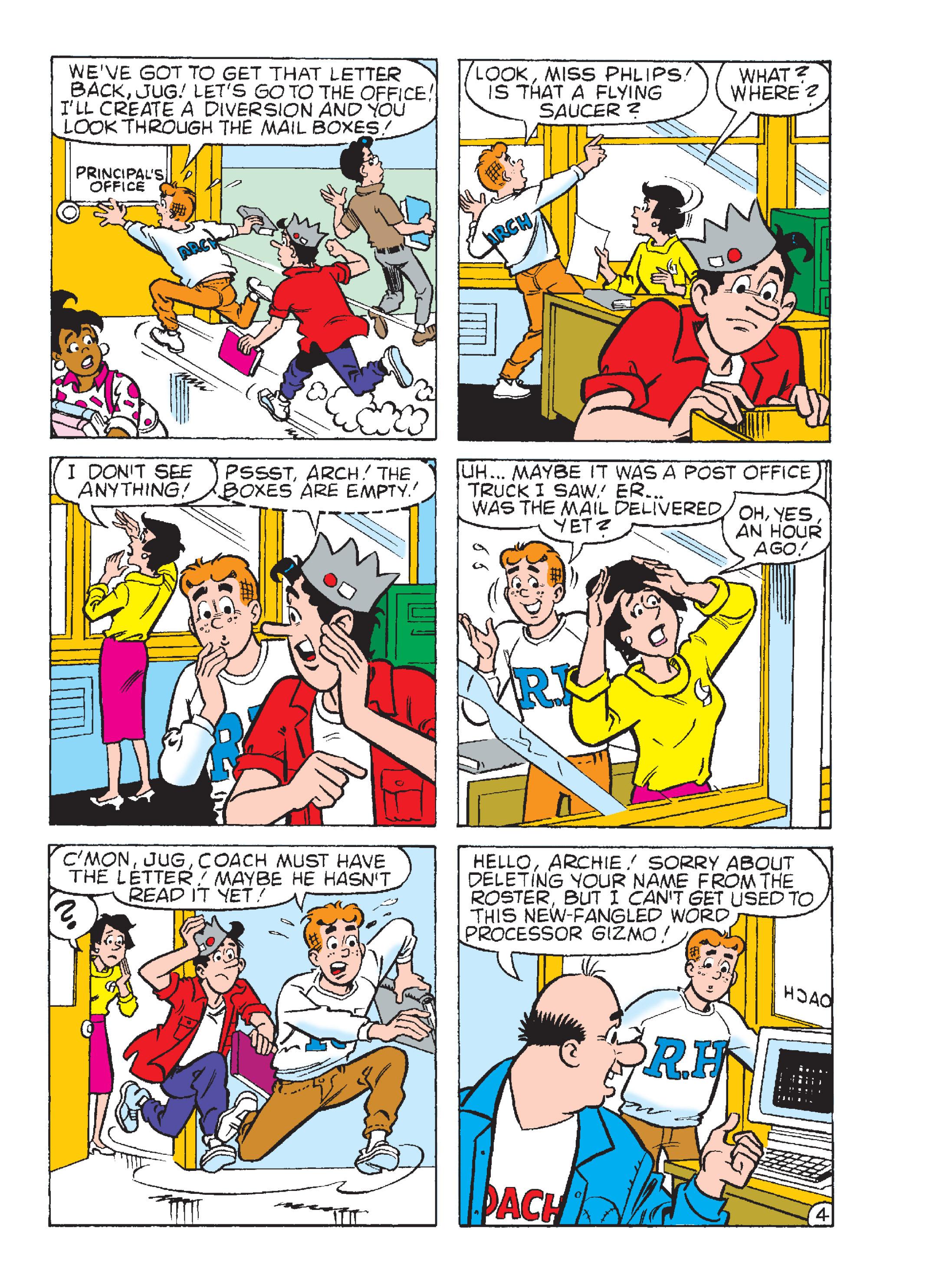 Read online Archie 1000 Page Comics Blowout! comic -  Issue # TPB (Part 1) - 248