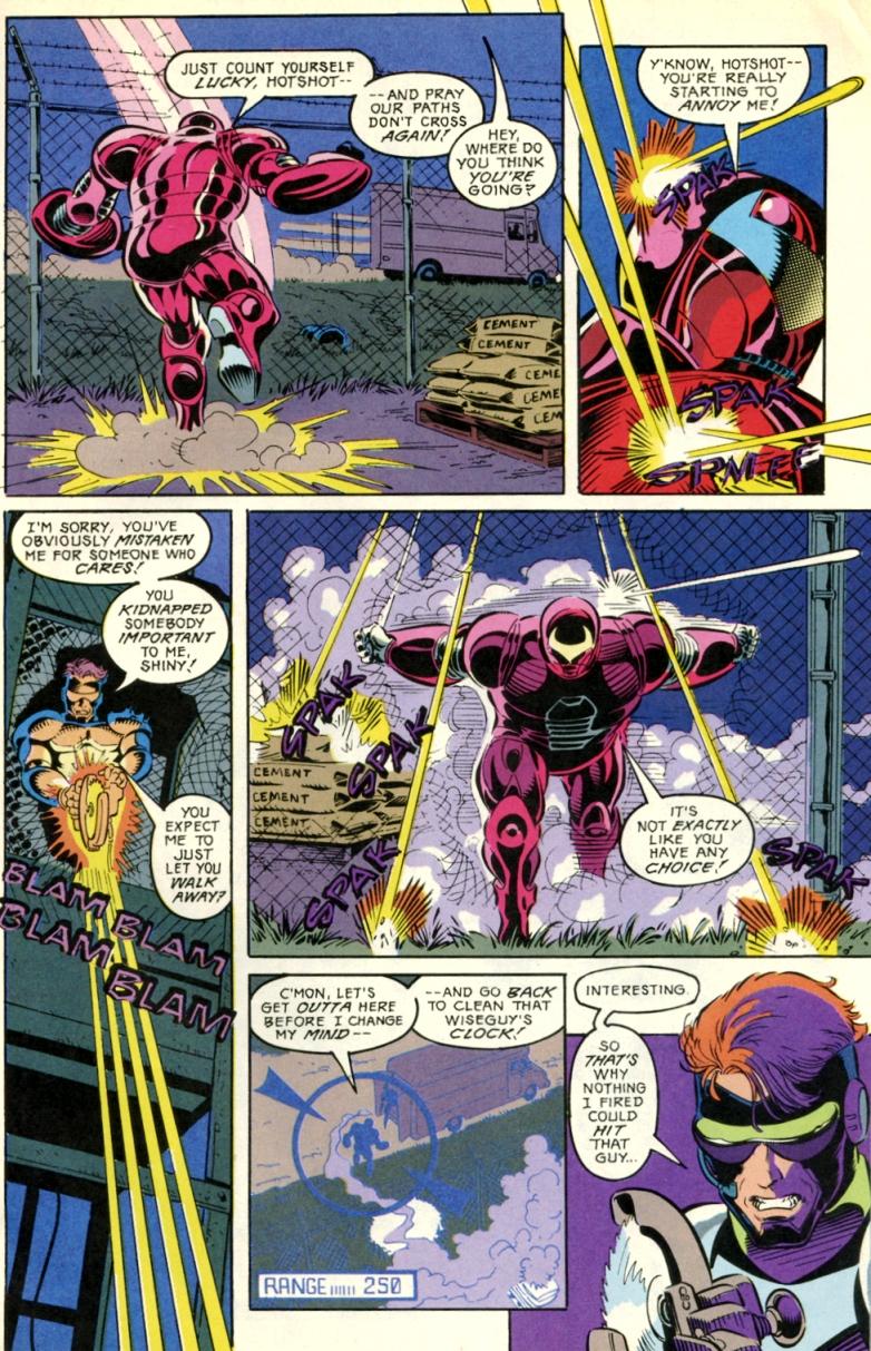 Read online Gunfire comic -  Issue #2 - 7