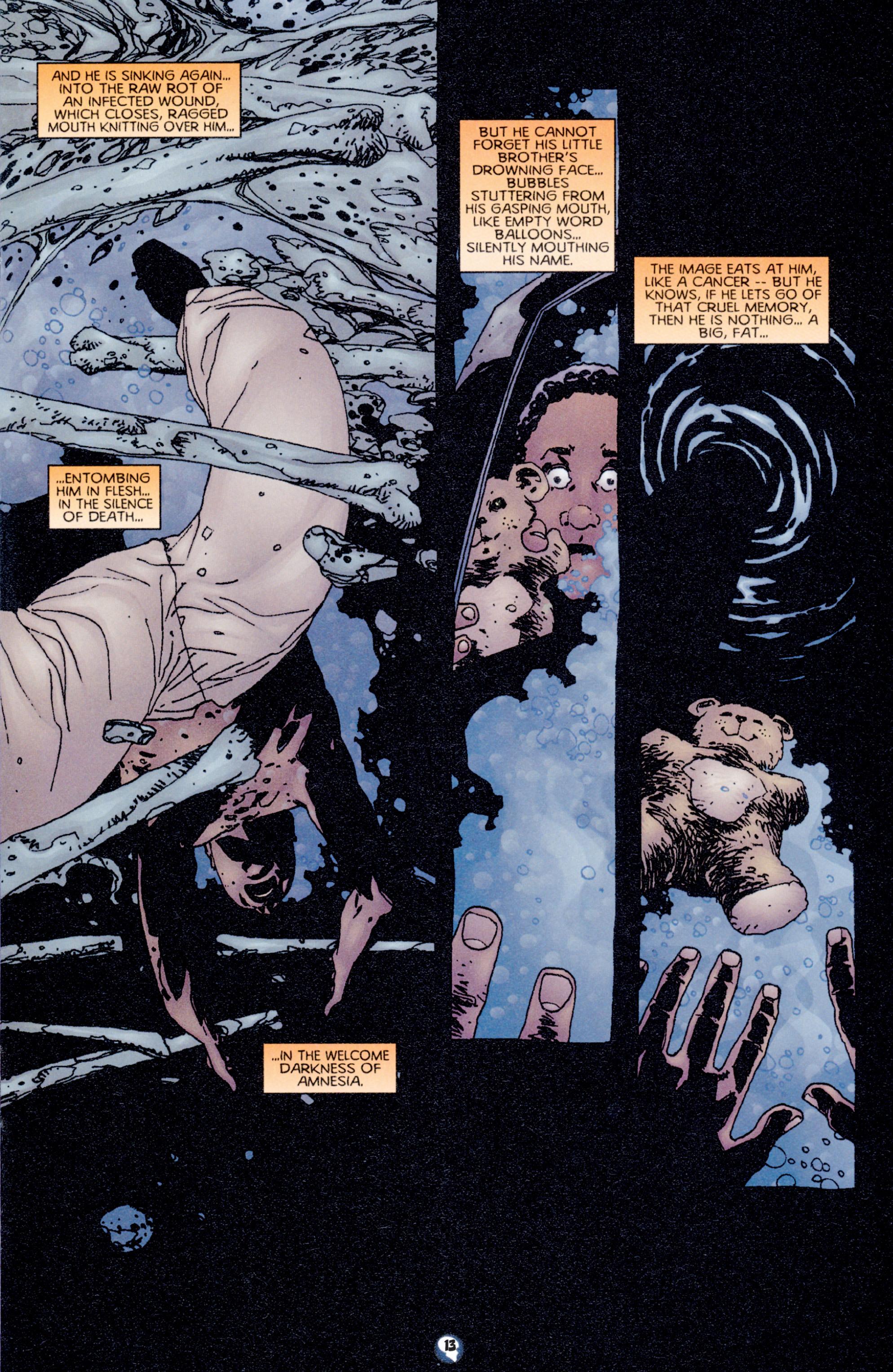 Read online Shadowman (1997) comic -  Issue #5 - 12