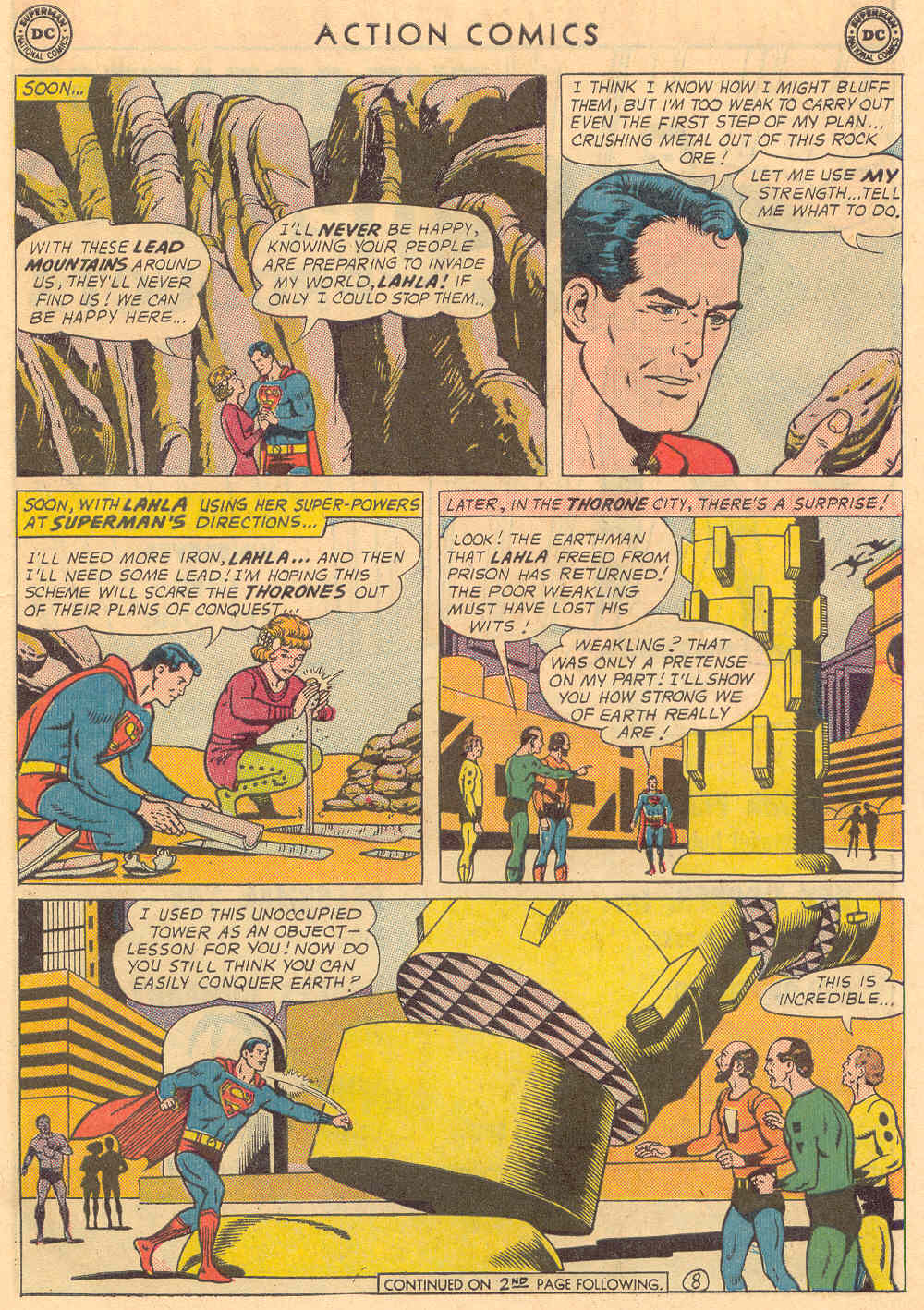 Read online Action Comics (1938) comic -  Issue #321 - 11