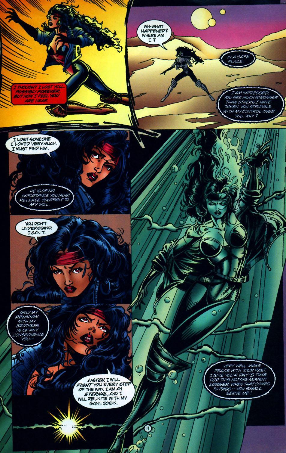 Read online UltraForce (1994) comic -  Issue #10 - 12