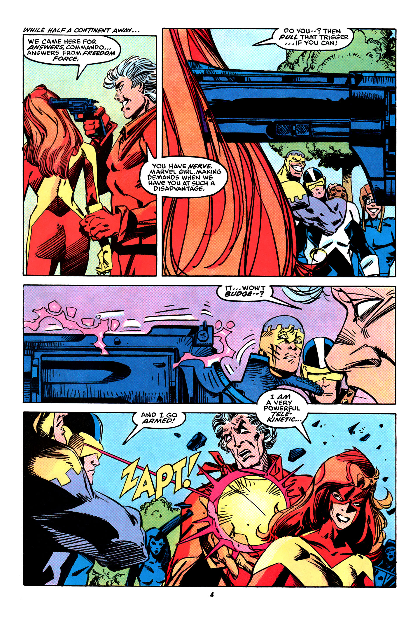 Read online X-Factor (1986) comic -  Issue #31 - 5