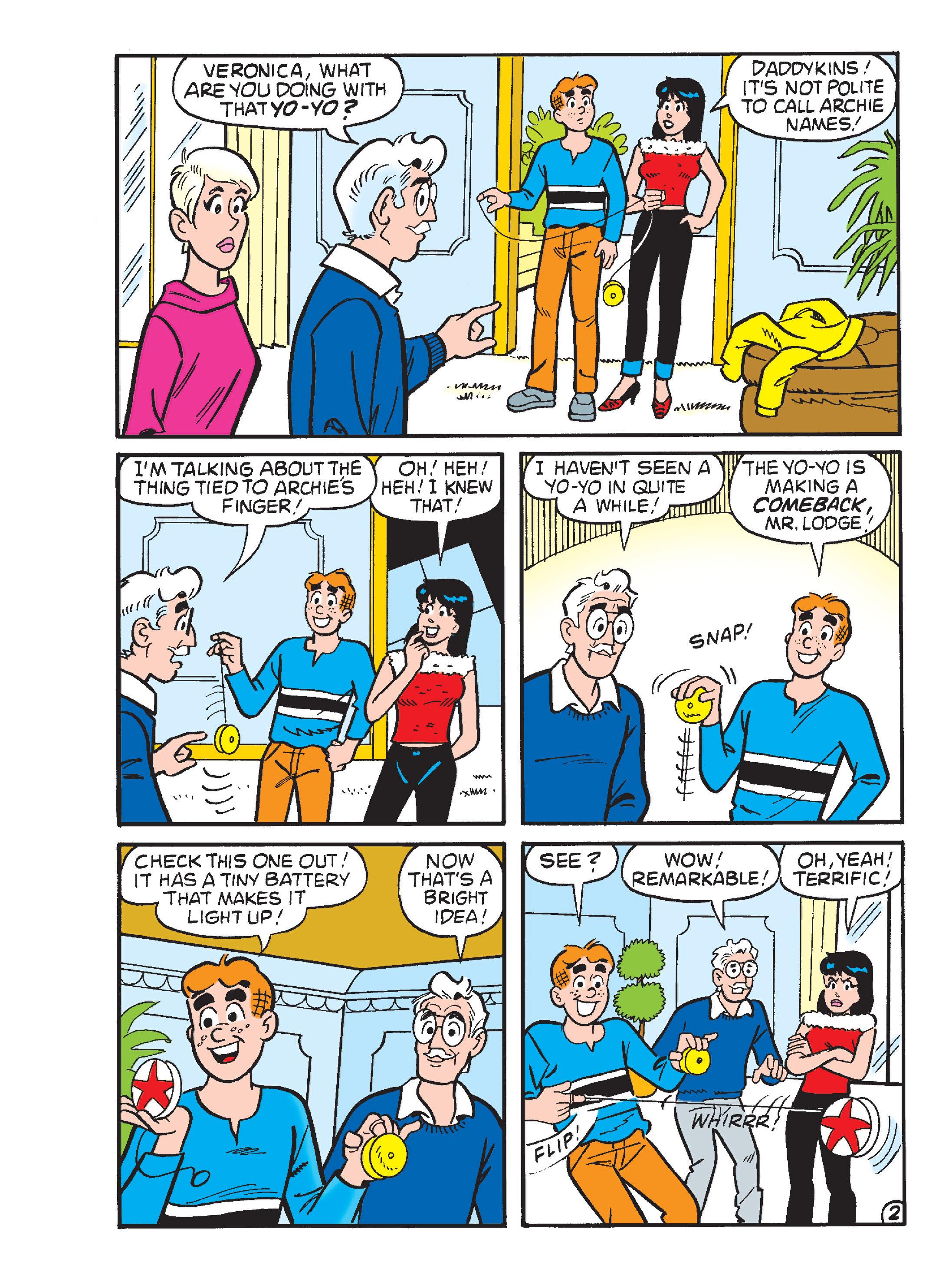 Read online Archie Giant Comics Collection comic -  Issue #Archie Giant Comics Collection TPB (Part 1) - 18