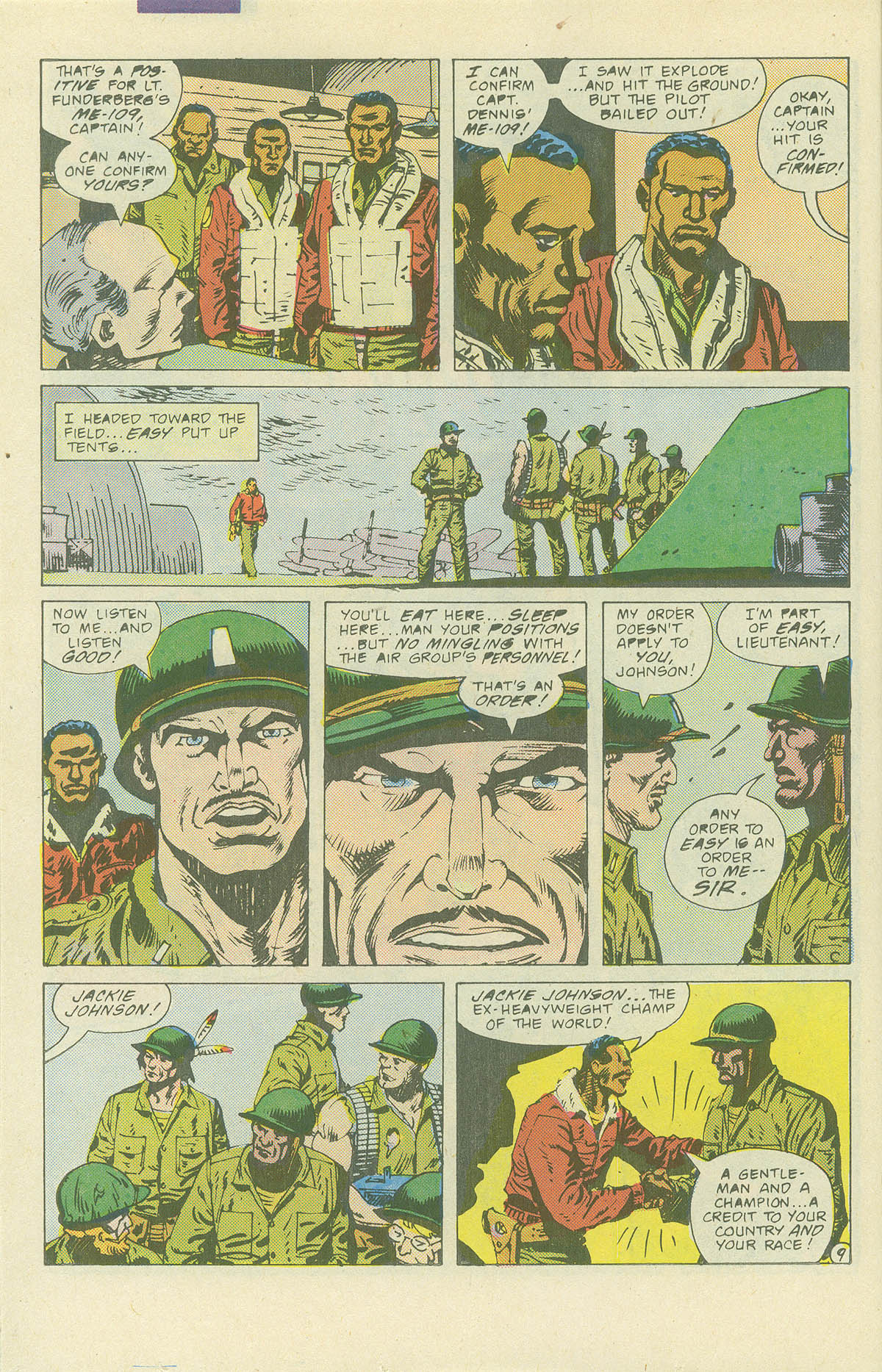 Read online Sgt. Rock comic -  Issue #405 - 11