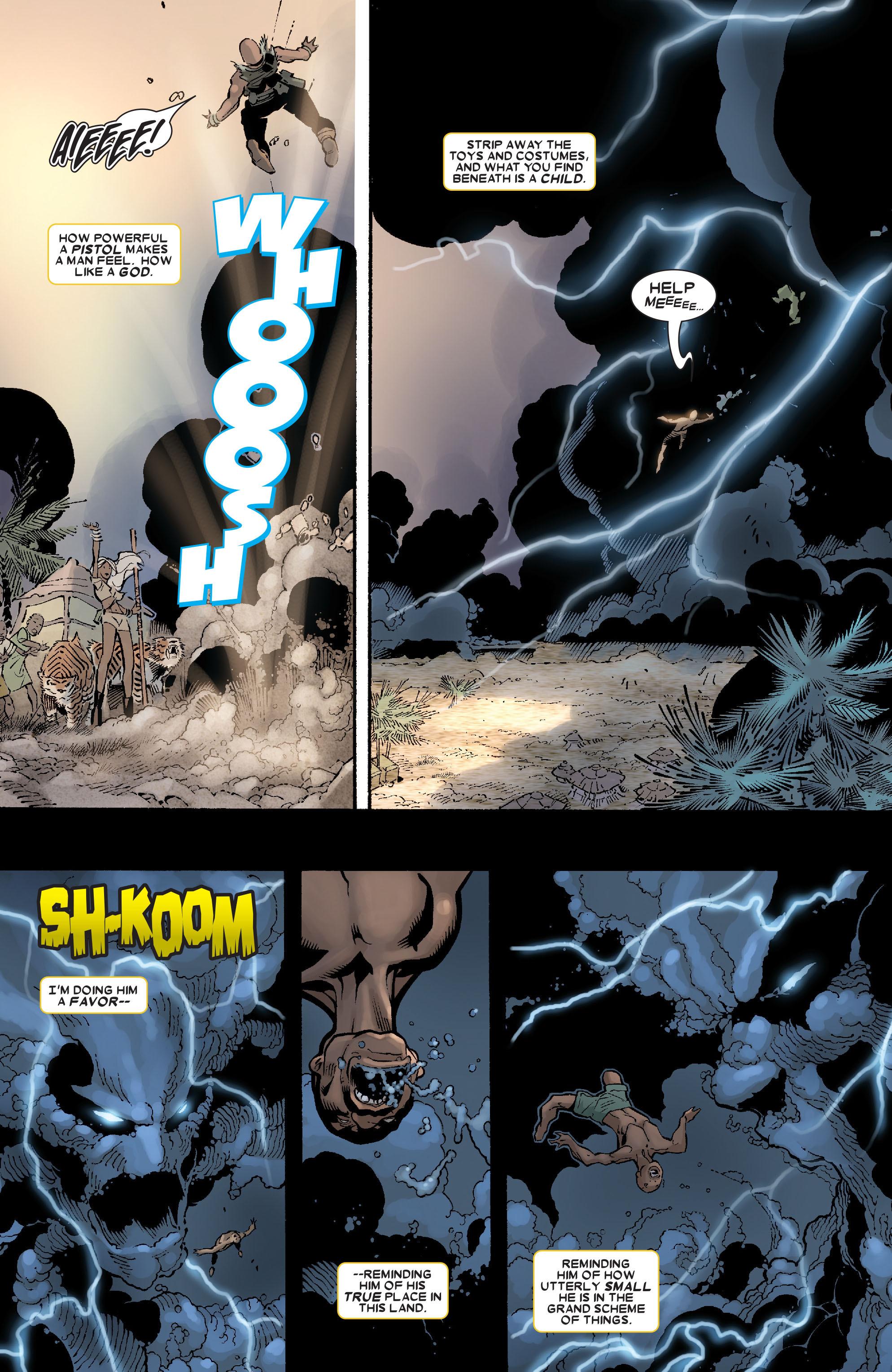 Read online Uncanny X-Men (1963) comic -  Issue #472 - 6