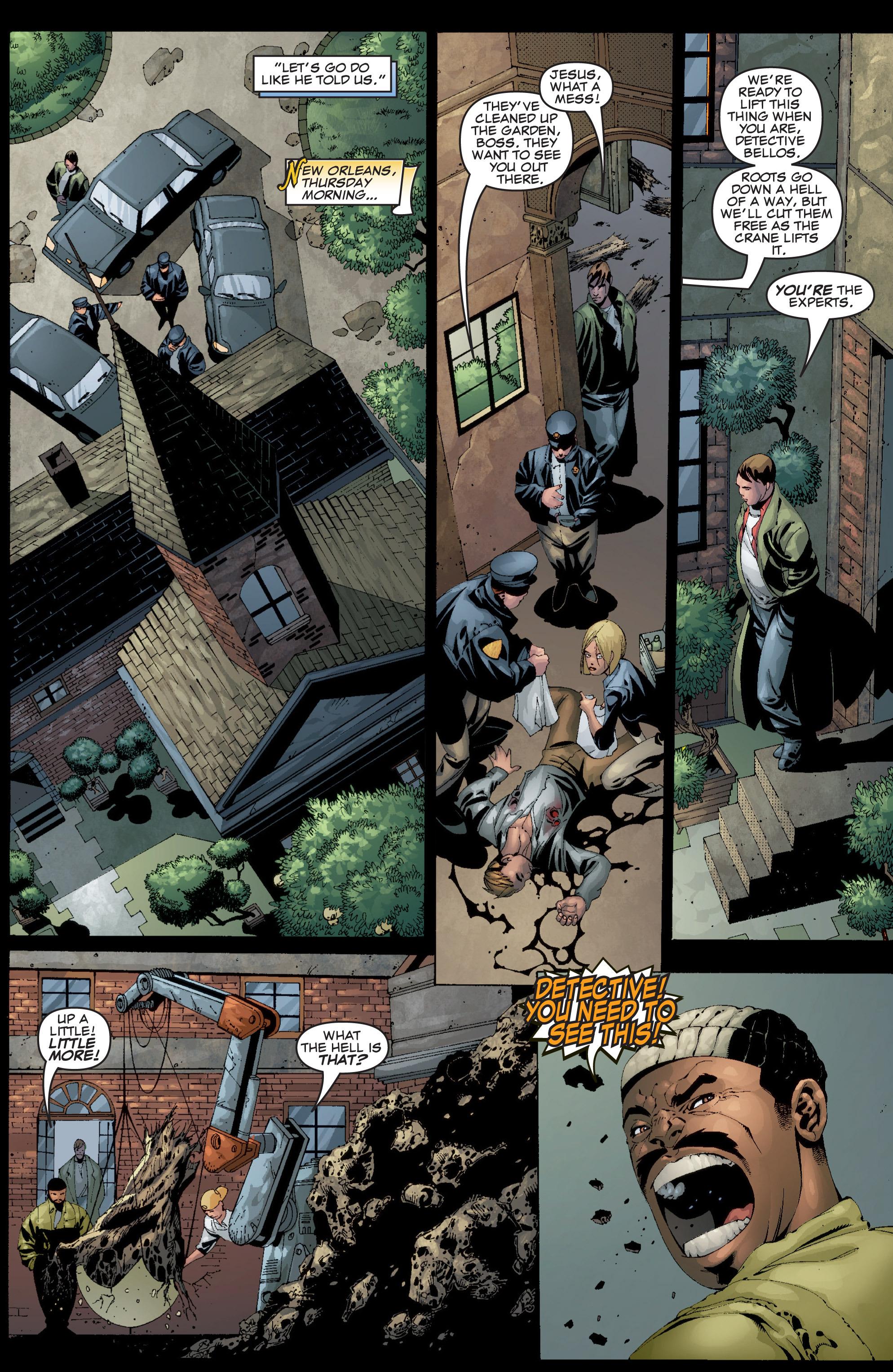 Read online Shadowman (1999) comic -  Issue #5 - 23