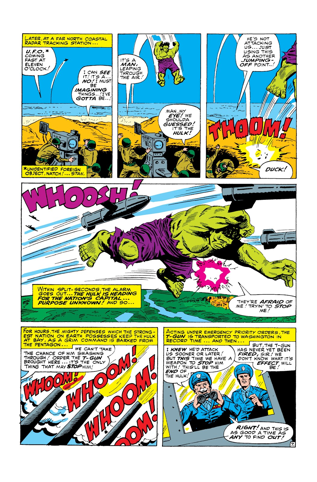 Read online Marvel Masterworks: The Incredible Hulk comic -  Issue # TPB 2 (Part 2) - 96