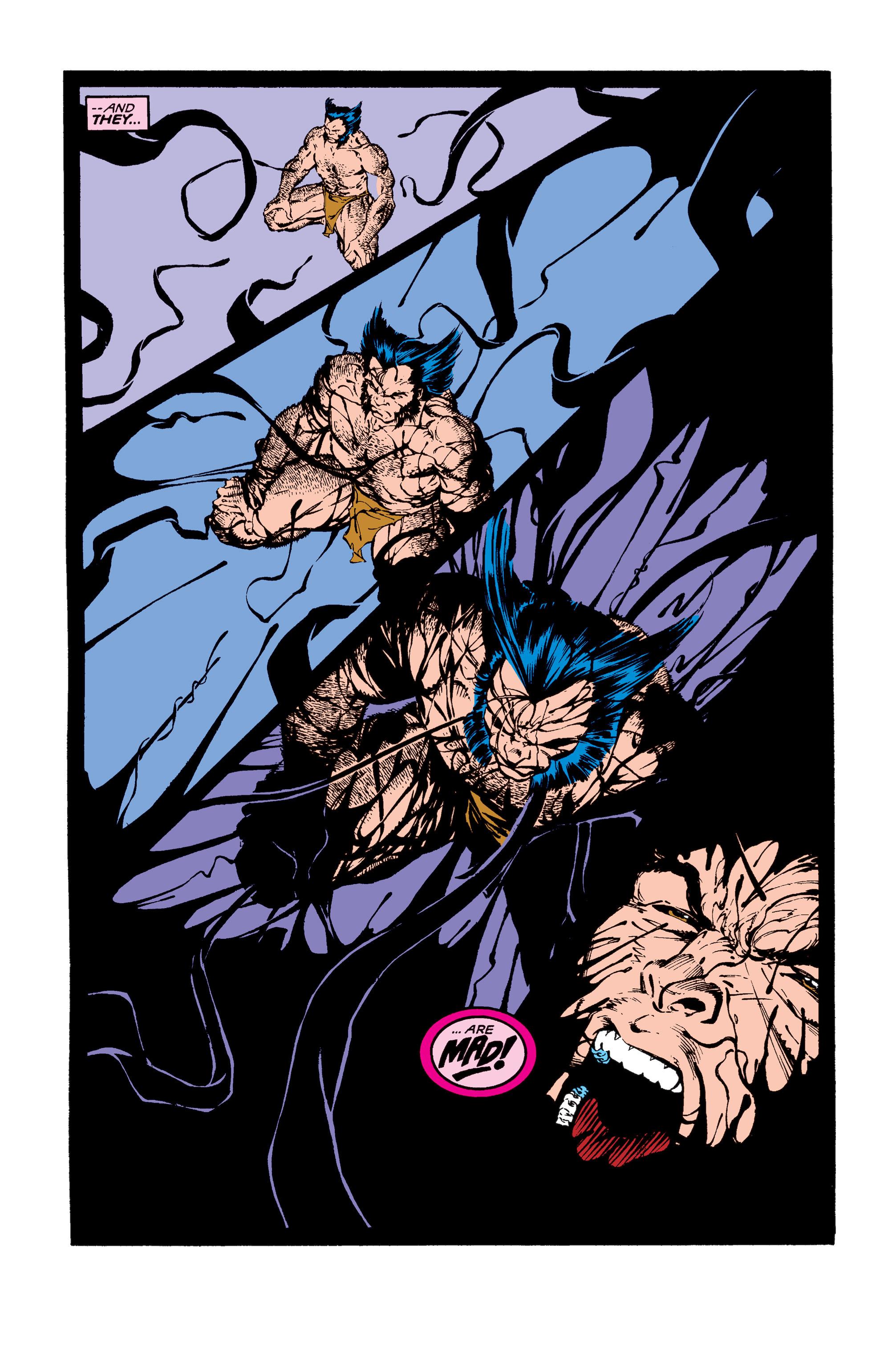 Read online Uncanny X-Men (1963) comic -  Issue #258 - 3