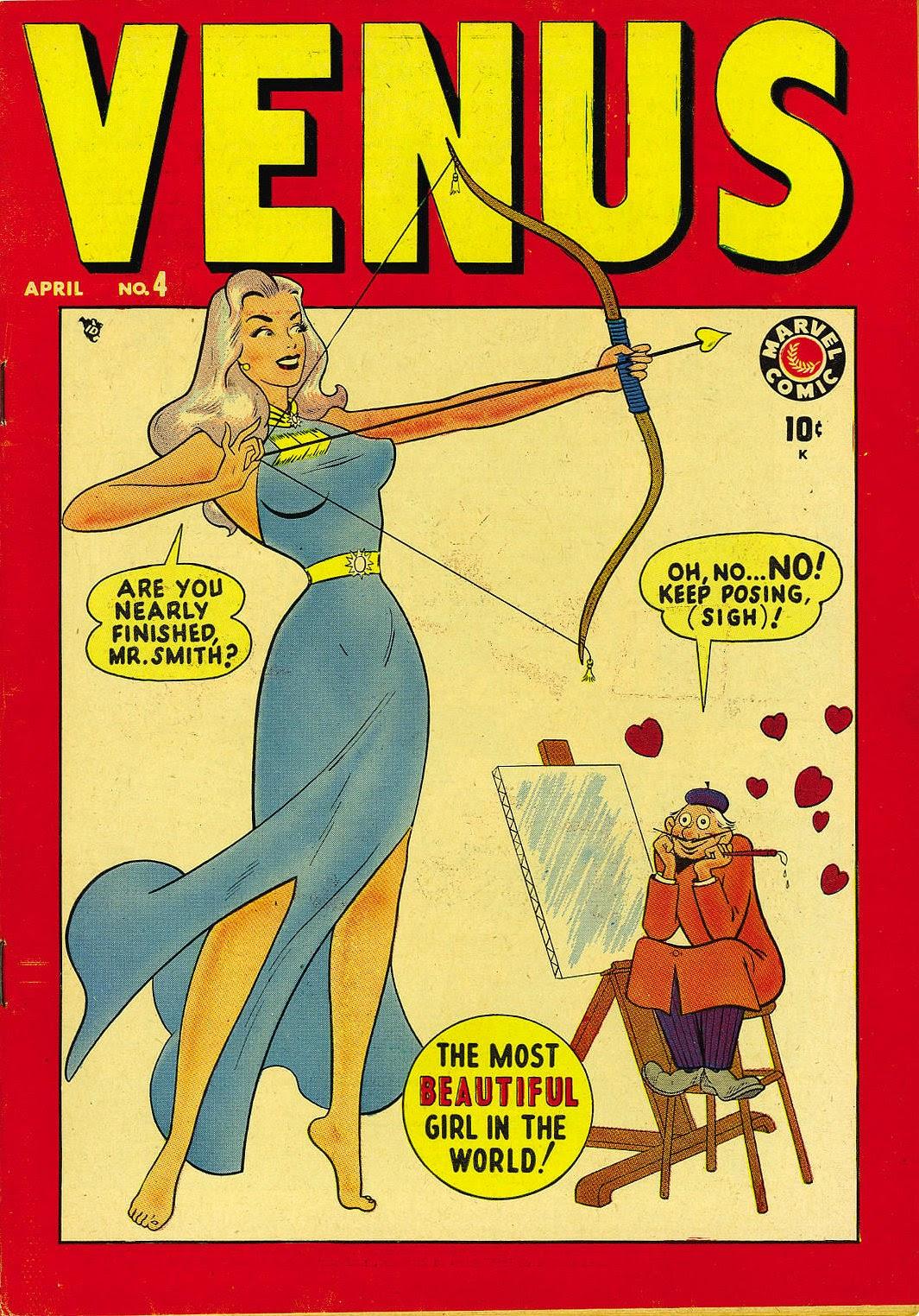 Venus (1948) issue 4 - Page 1