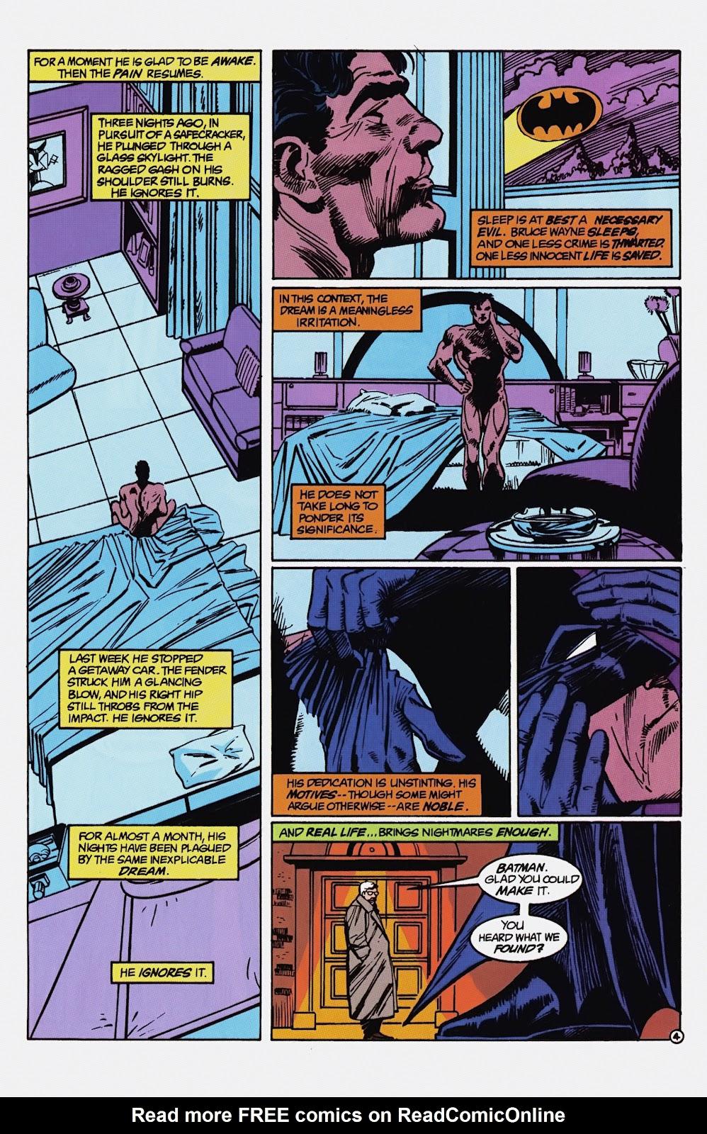 Read online Detective Comics (1937) comic -  Issue # _TPB Batman - Blind Justice (Part 1) - 9