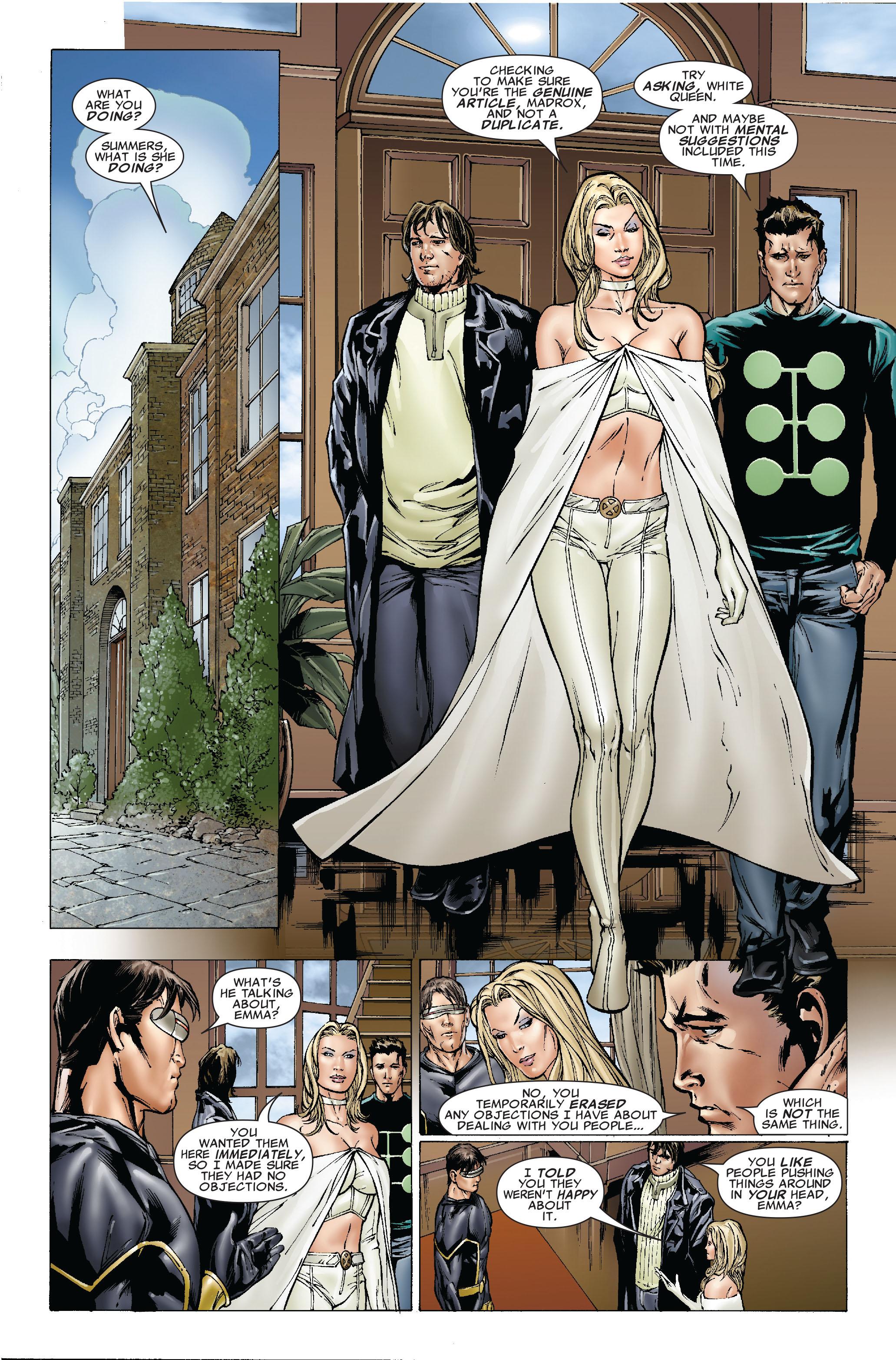 Read online Uncanny X-Men (1963) comic -  Issue #492 - 13