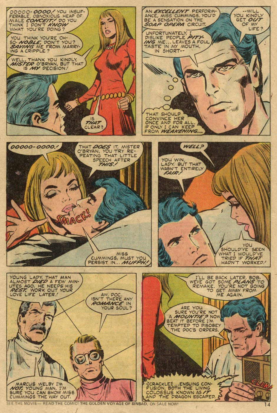 Read online Astonishing Tales (1970) comic -  Issue #24 - 8