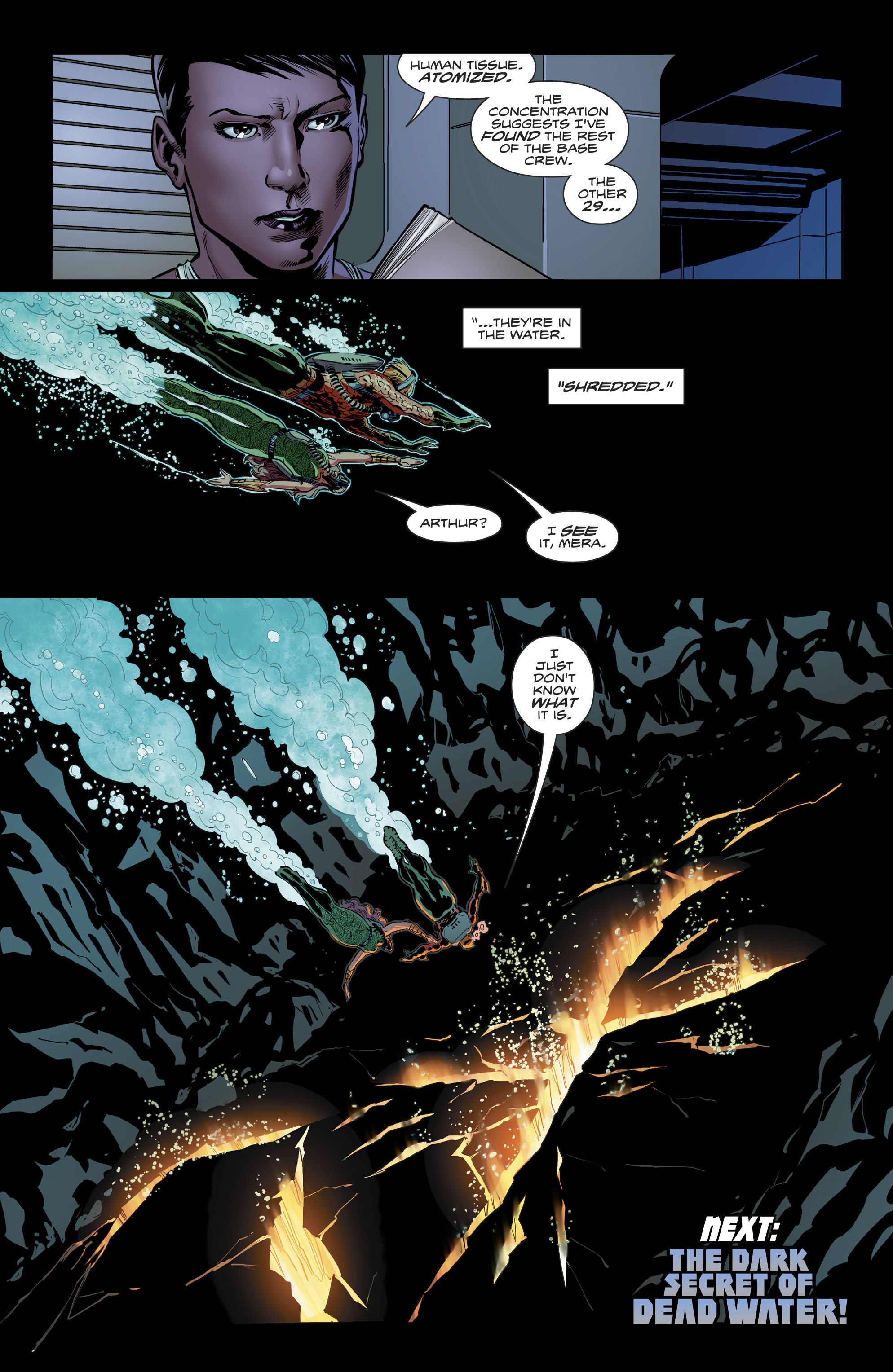 Aquaman (2016) issue 20 - Page 22