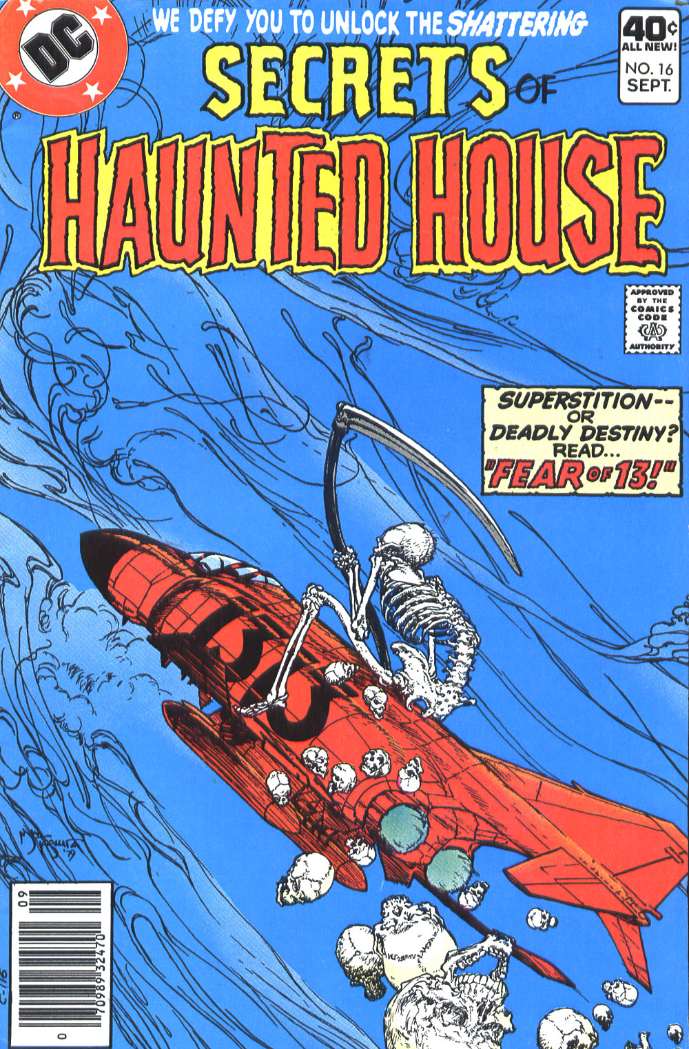 Read online Secrets of Haunted House comic -  Issue #16 - 1